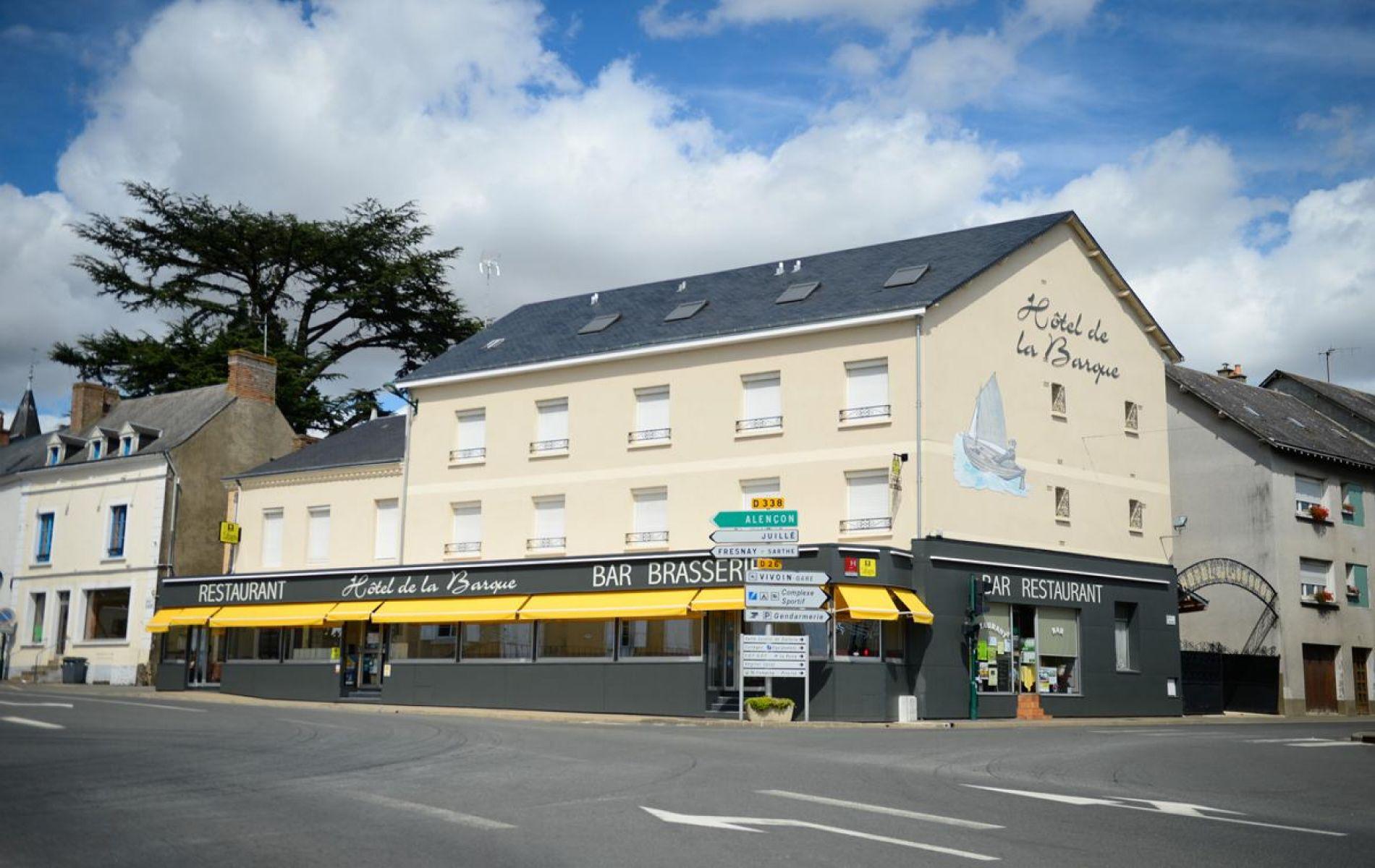 Restaurant De La Gare St Hippolyte