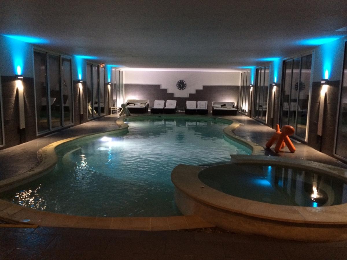 Quelques liens utiles for Hotel avec piscine calvados