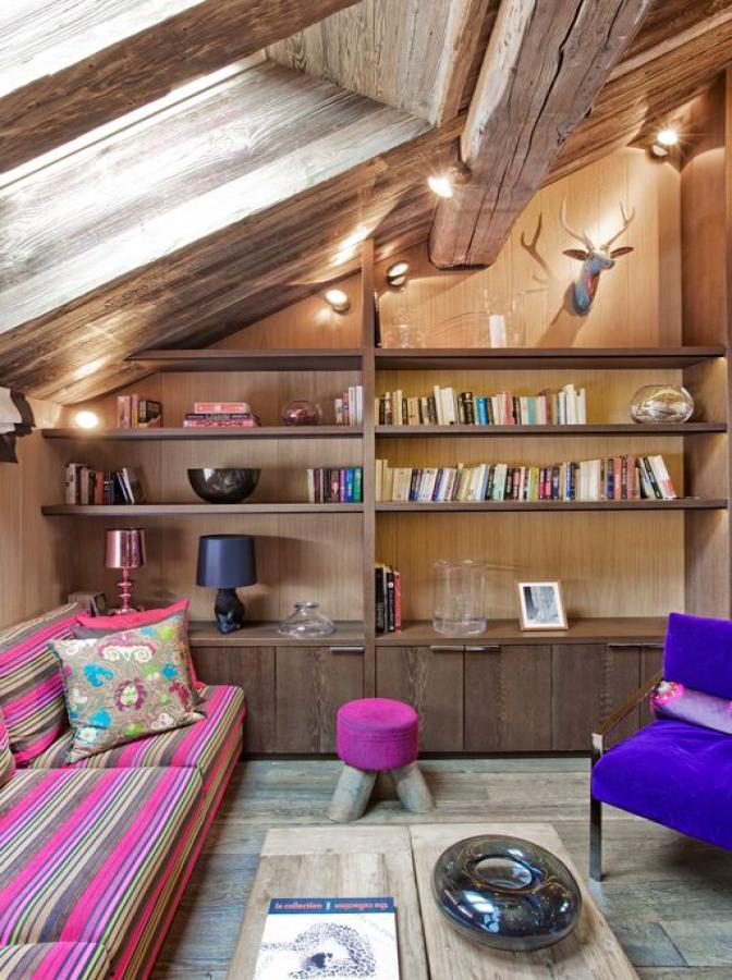 biblioth que de l 39 h tel le savoy m ribel au domaine des 3 vall es. Black Bedroom Furniture Sets. Home Design Ideas