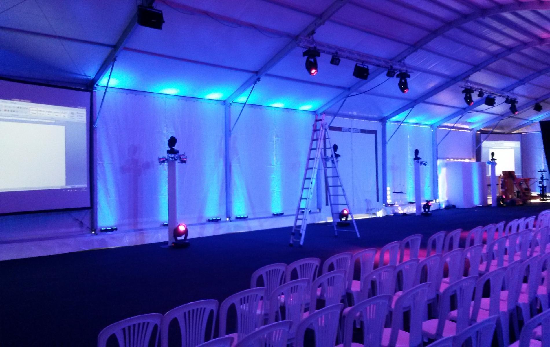 Music-Light: Inauguration CLAAS Caen