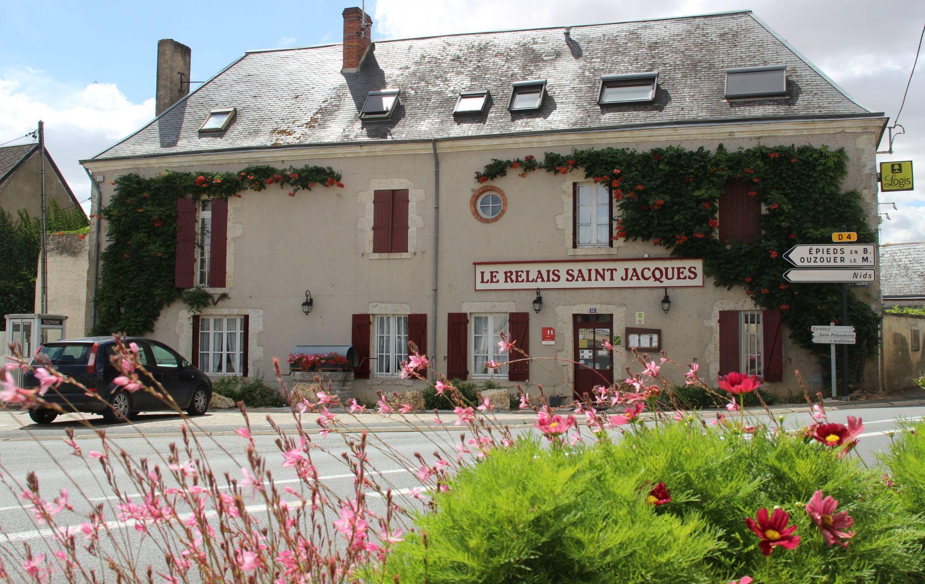 Hôtel restaurant situé entre Orléans et Châteaudun