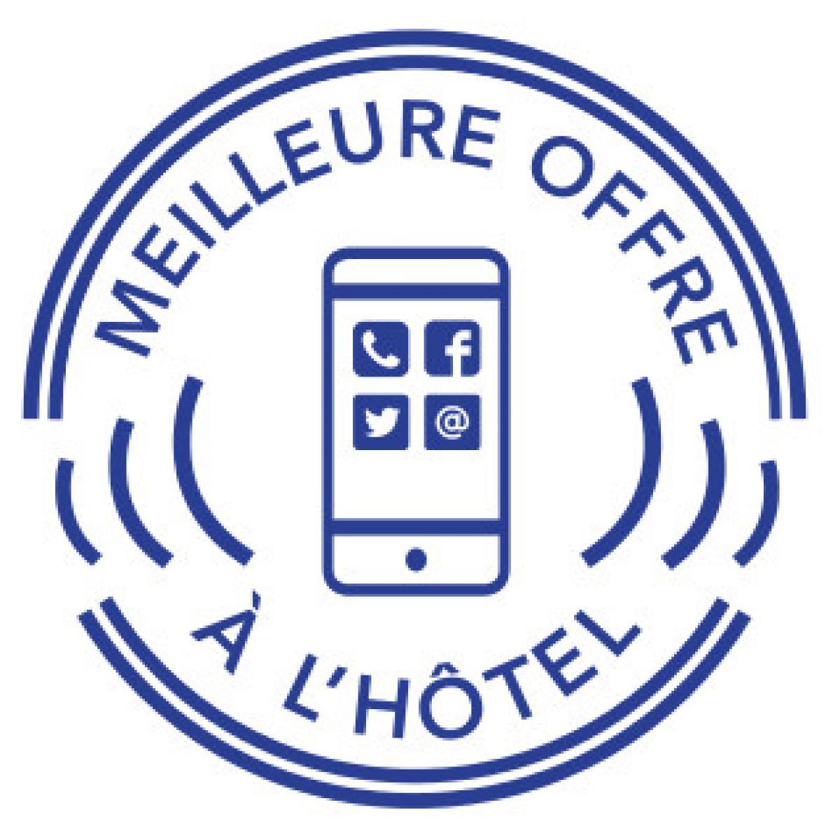 Meilleure offre à l'hôtel