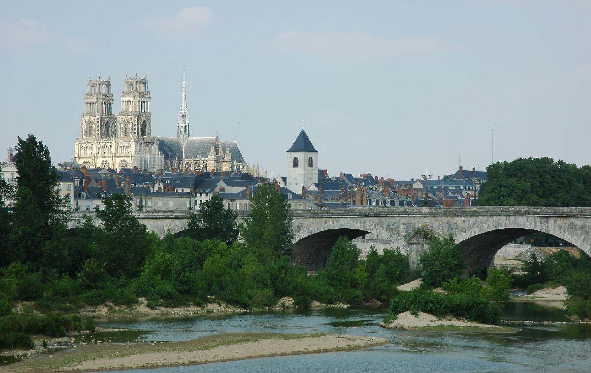 Tourisme à Orléans