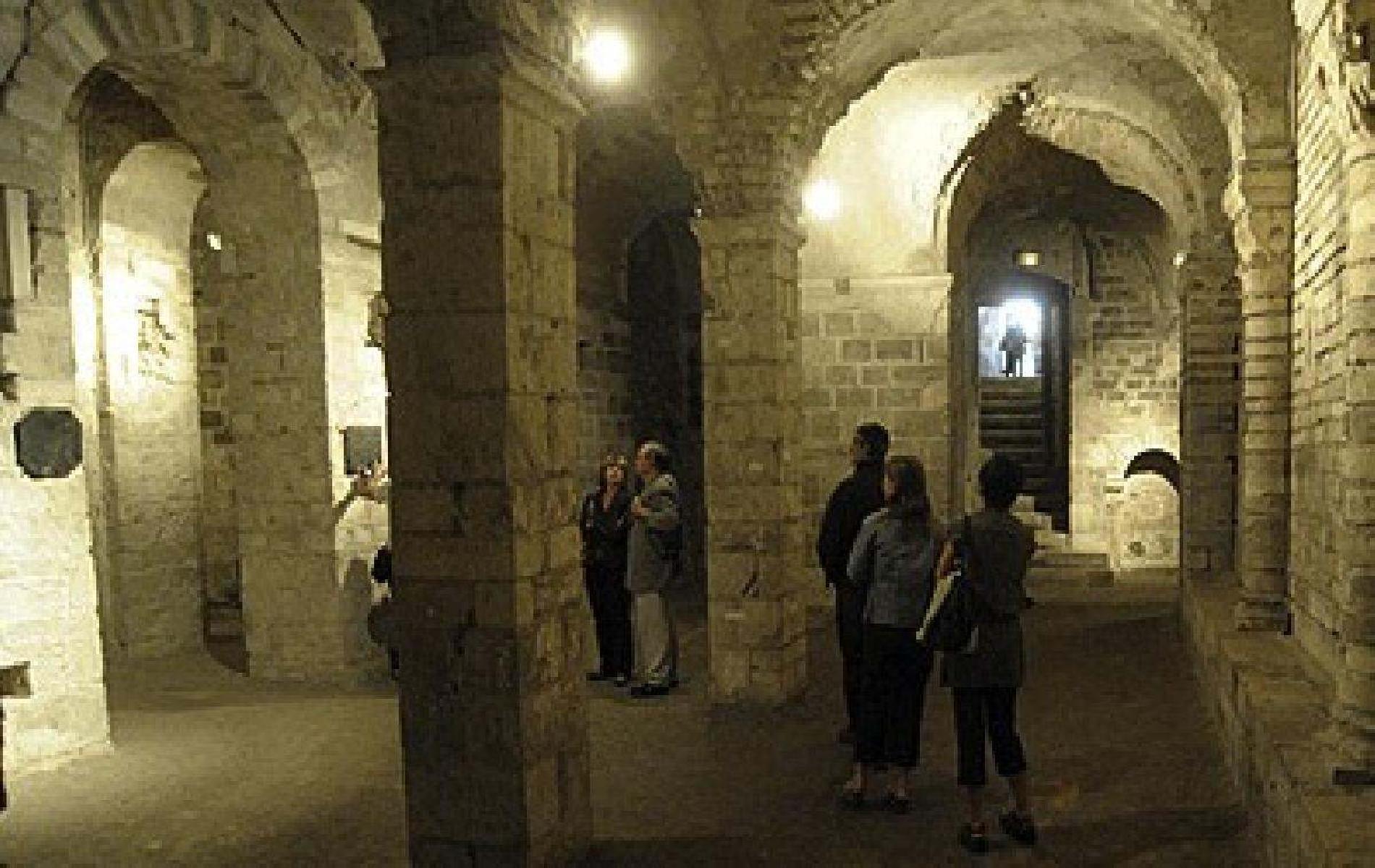 Crypte Saint Aignan à Orléans