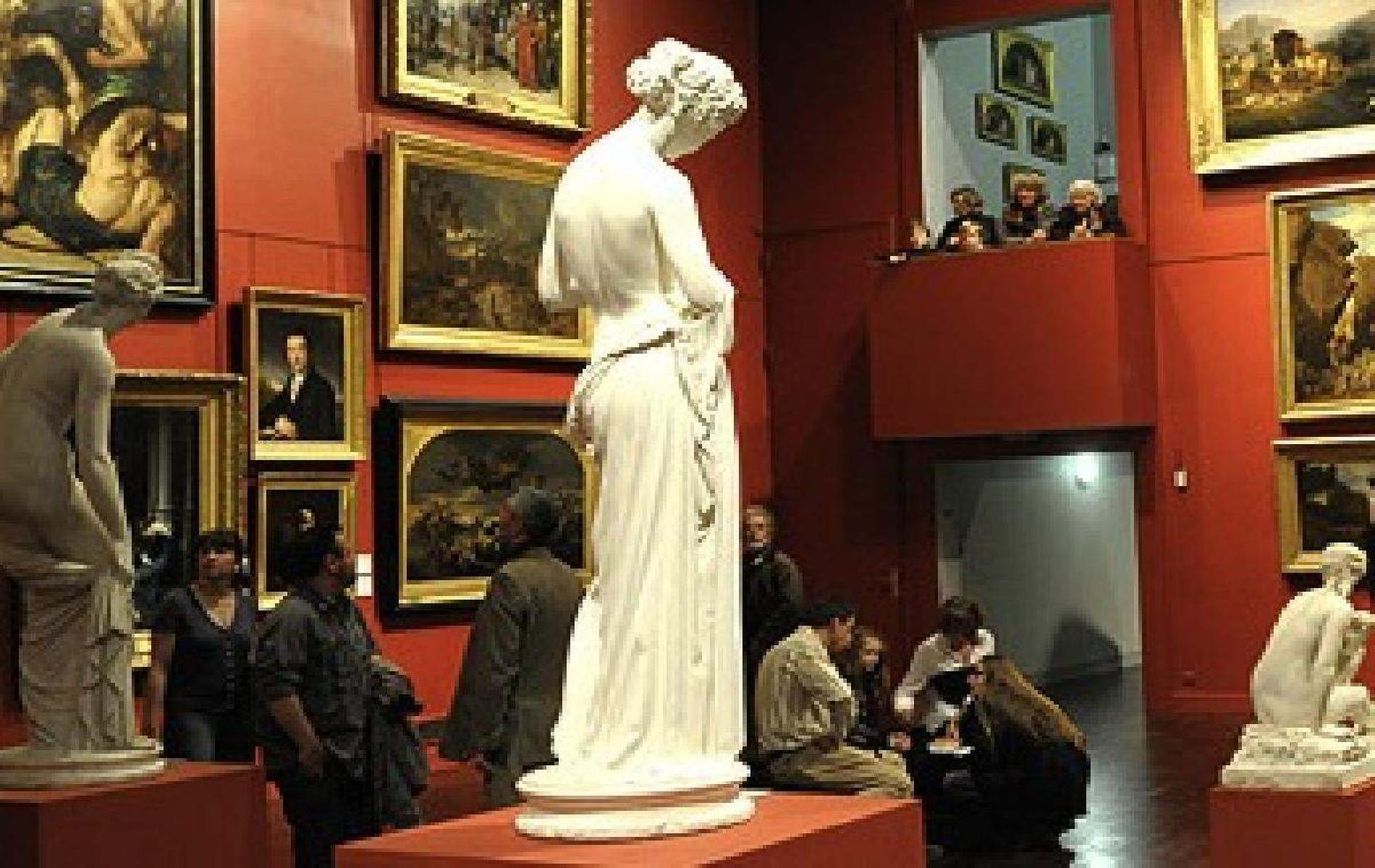 Le Musée des Beaux Arts à Orléans