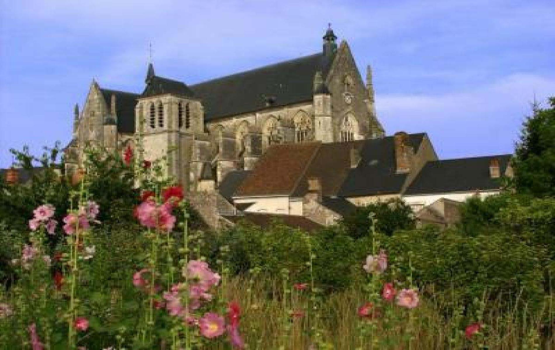 Basilique de Cléry à Saint André
