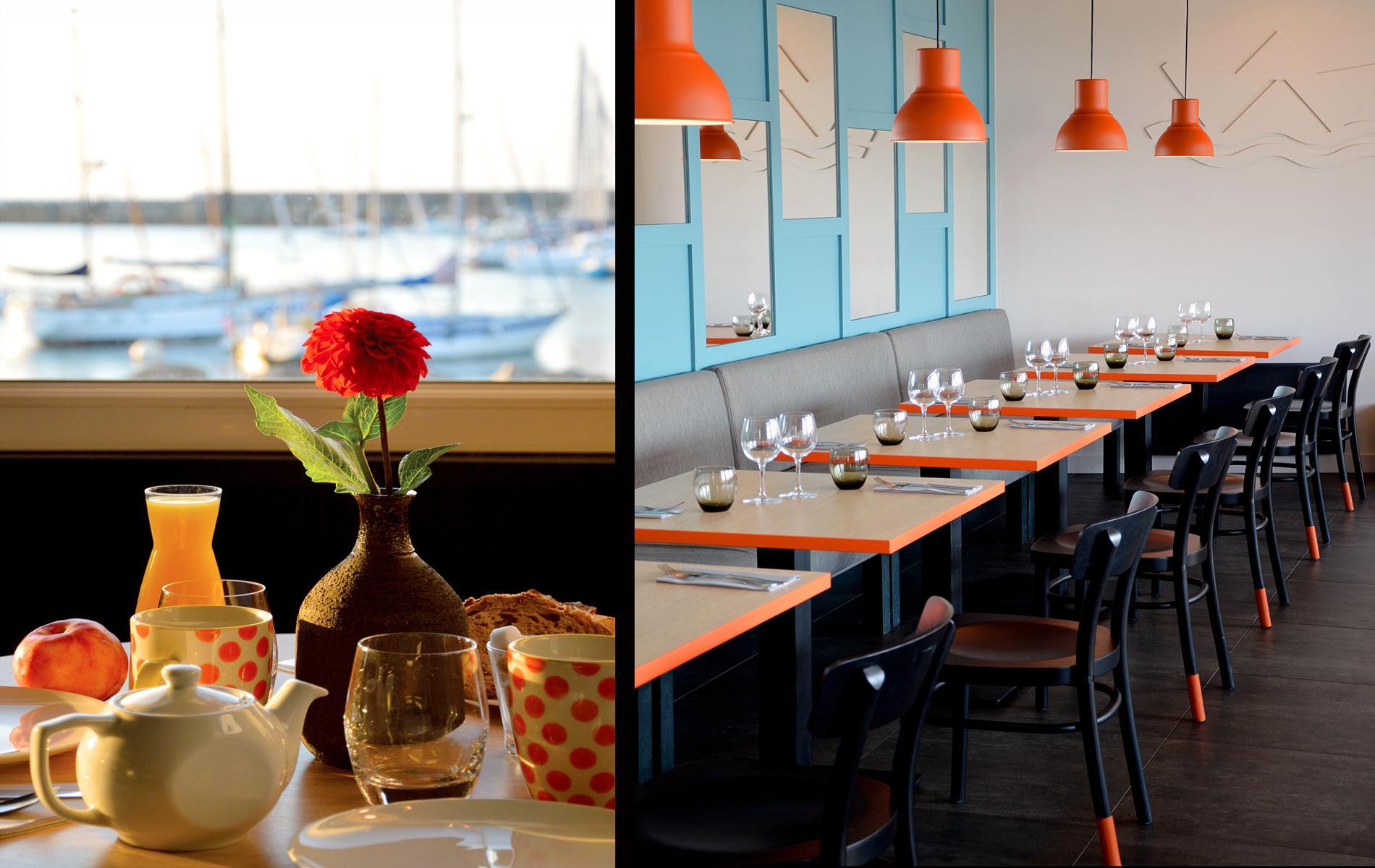 Petit déjeuner/salle de restaurant