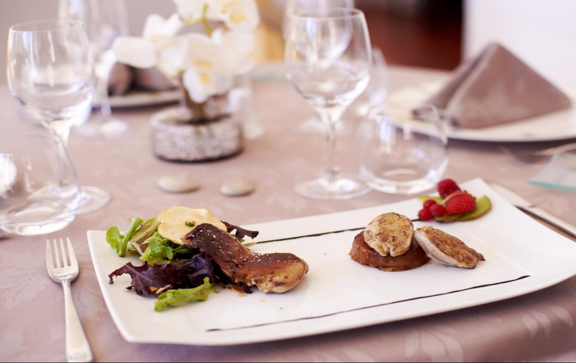 Une cuisine moderne et inventive au restaurant Le Pélican