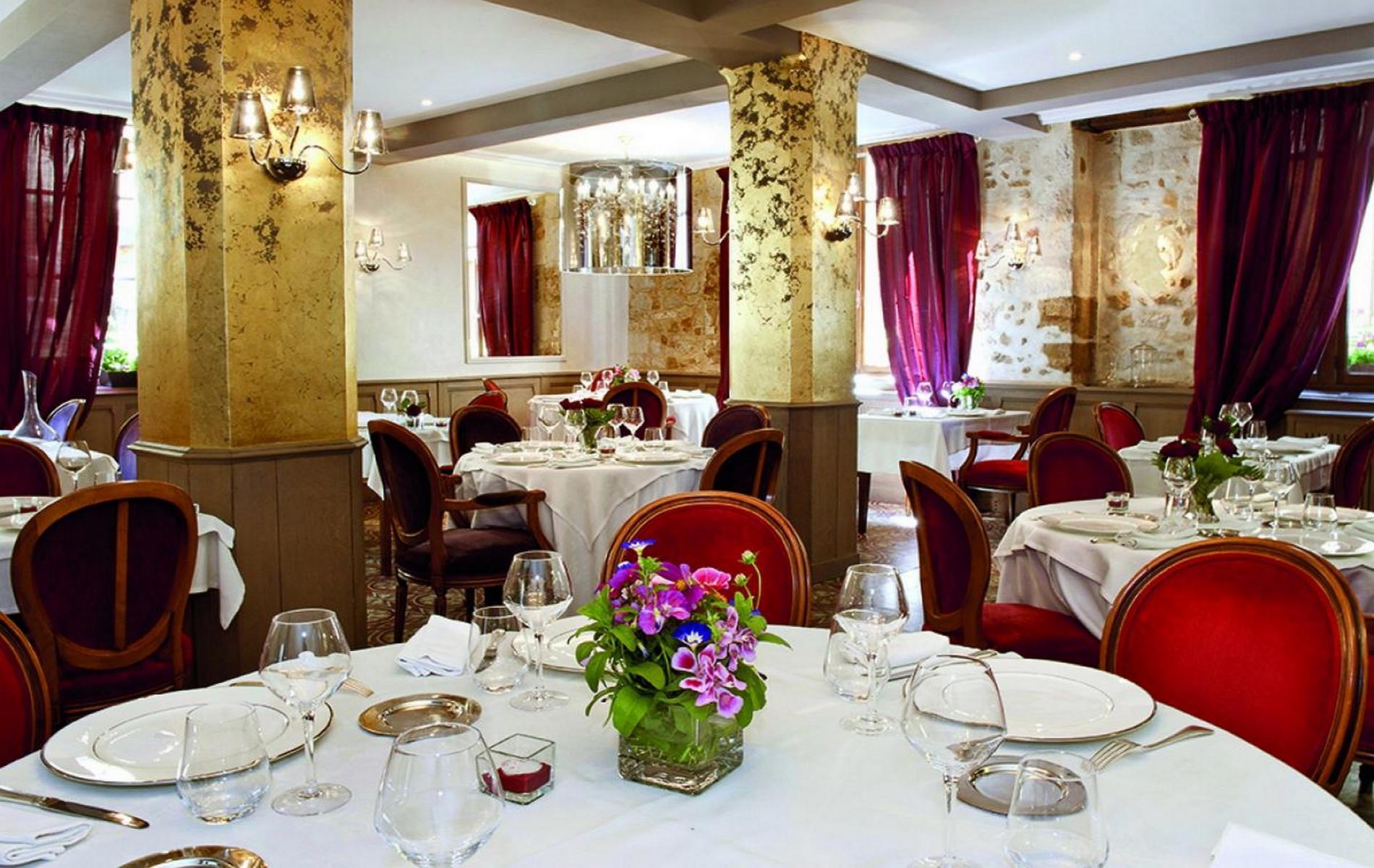 Restaurant du Palais à Mortagne au Perche