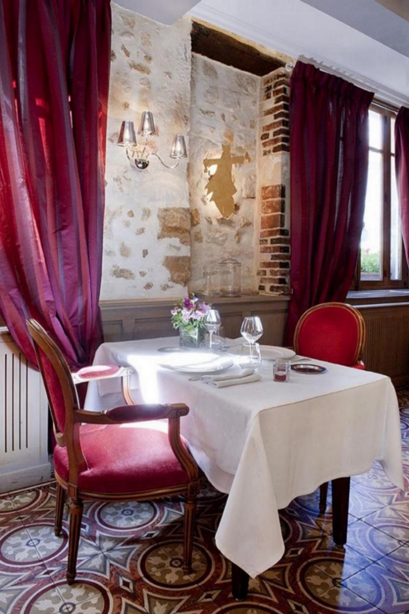 Restaurant du Tribunal à Mortagne au Perche