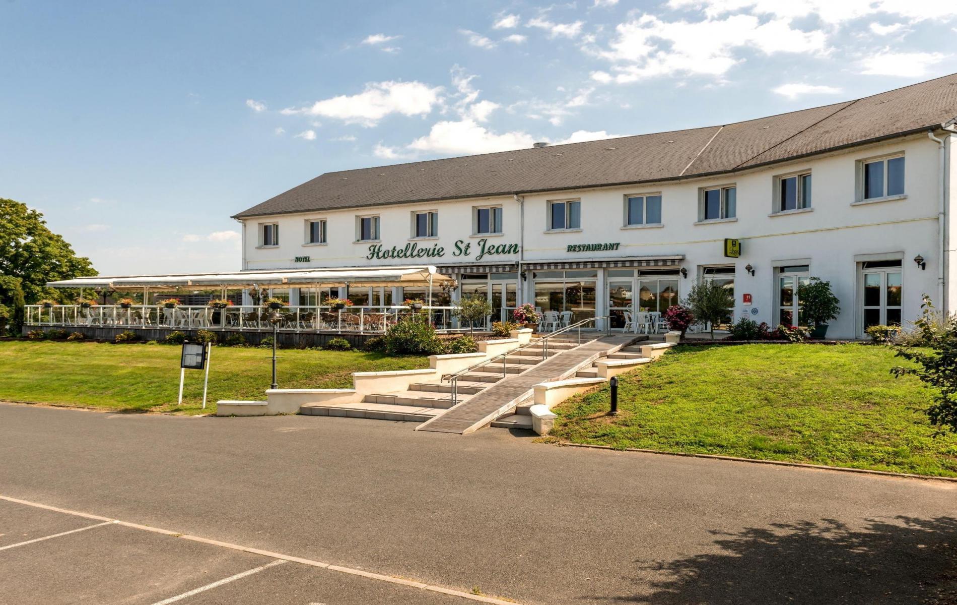 Hotellerie Saint Jean proche de Thouars