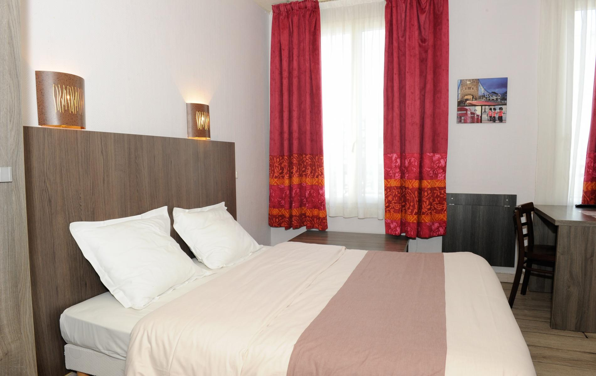 Residence hoteliere 92 for Residence hoteliere