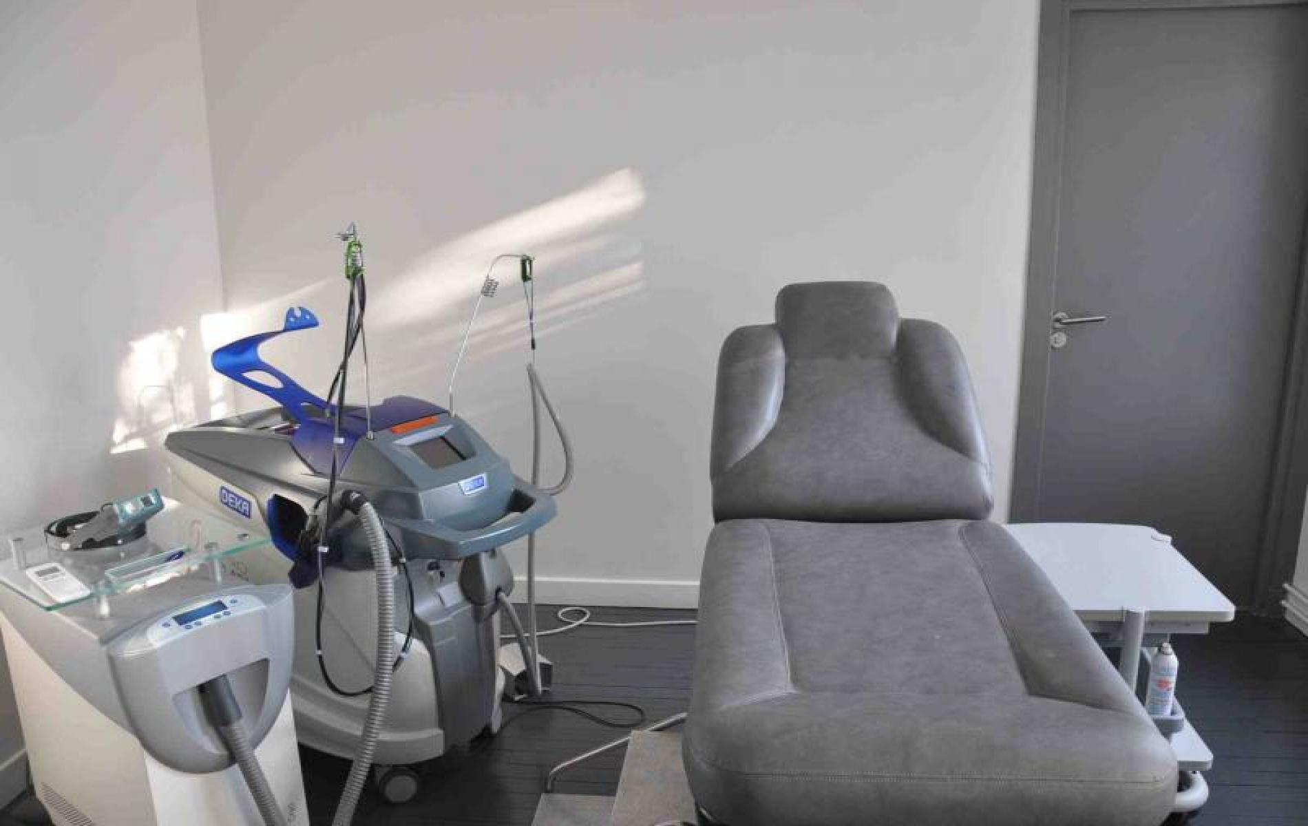 <strong>Laser epilation</strong>