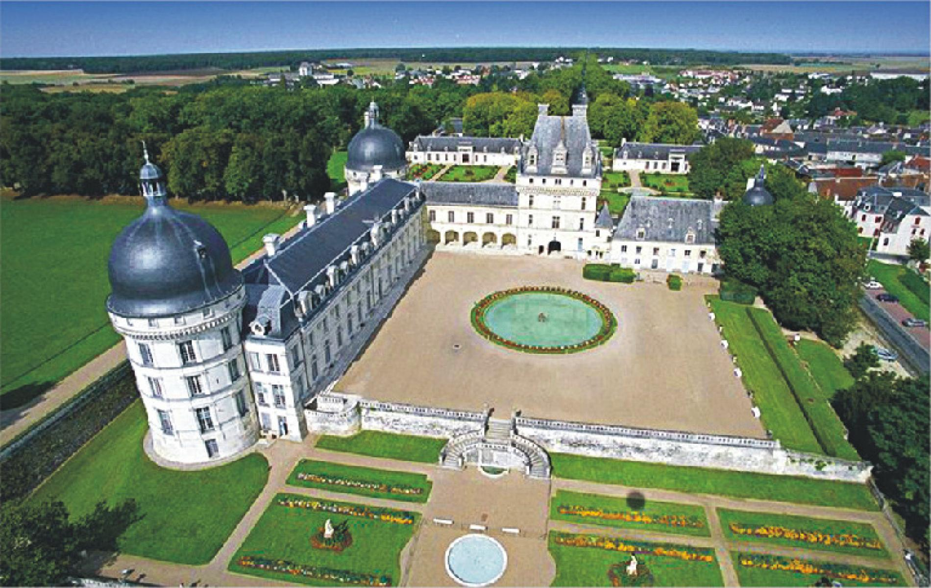 Tourism In Touraine  Loire Valley