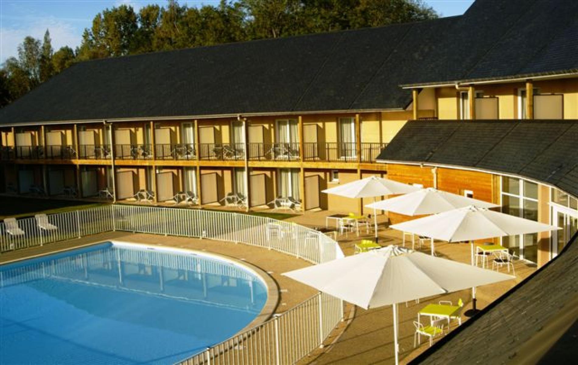 Appart Hotel Honfleur Adonis 2 étoiles
