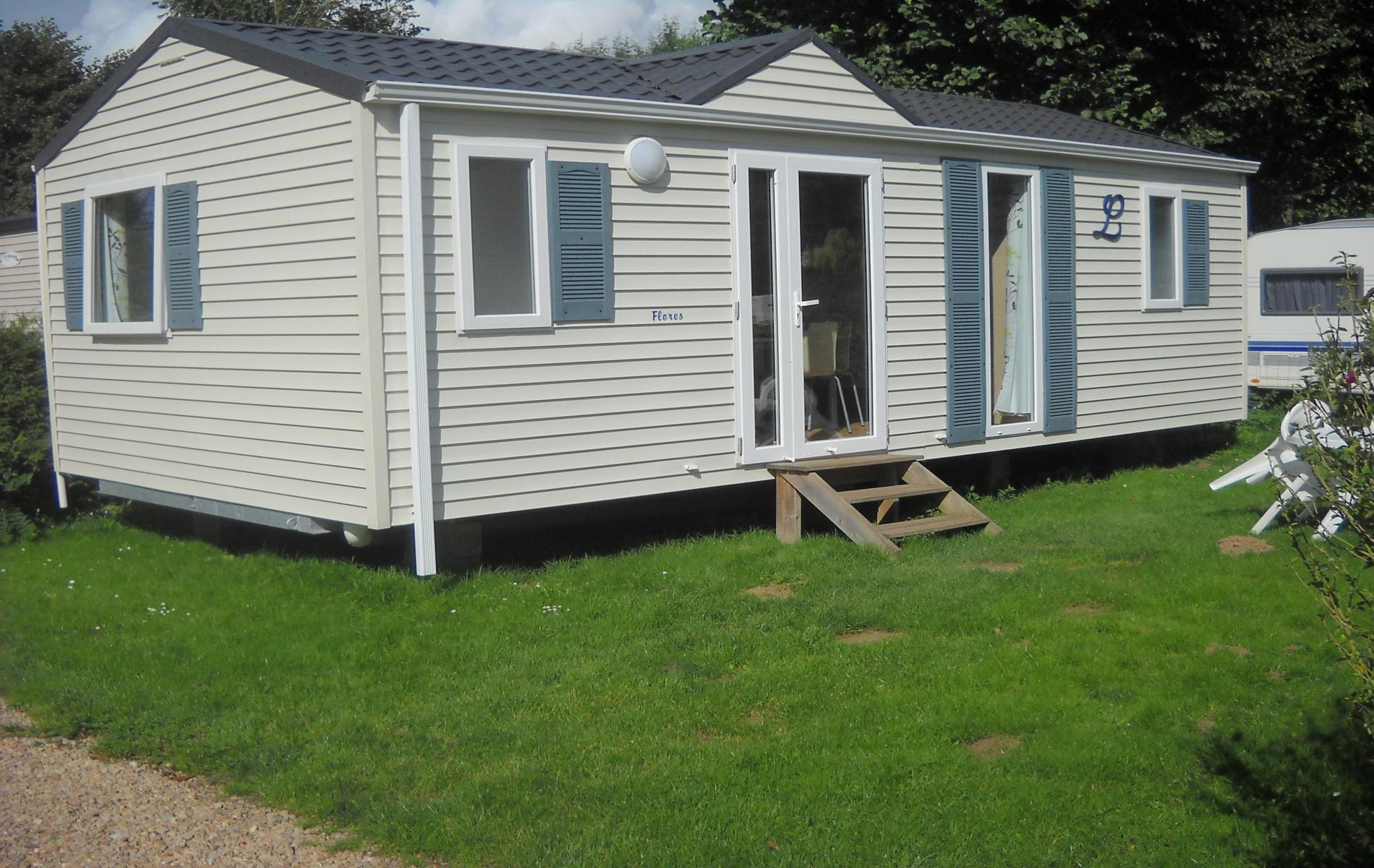 mobil home 123 chambres avec ou sans terrasse semi