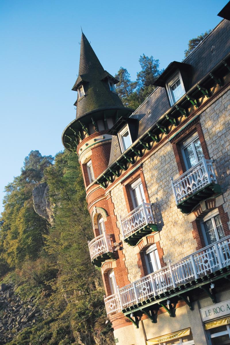 Hotel Le Roc au Chien à Bagnoles de l'Orne