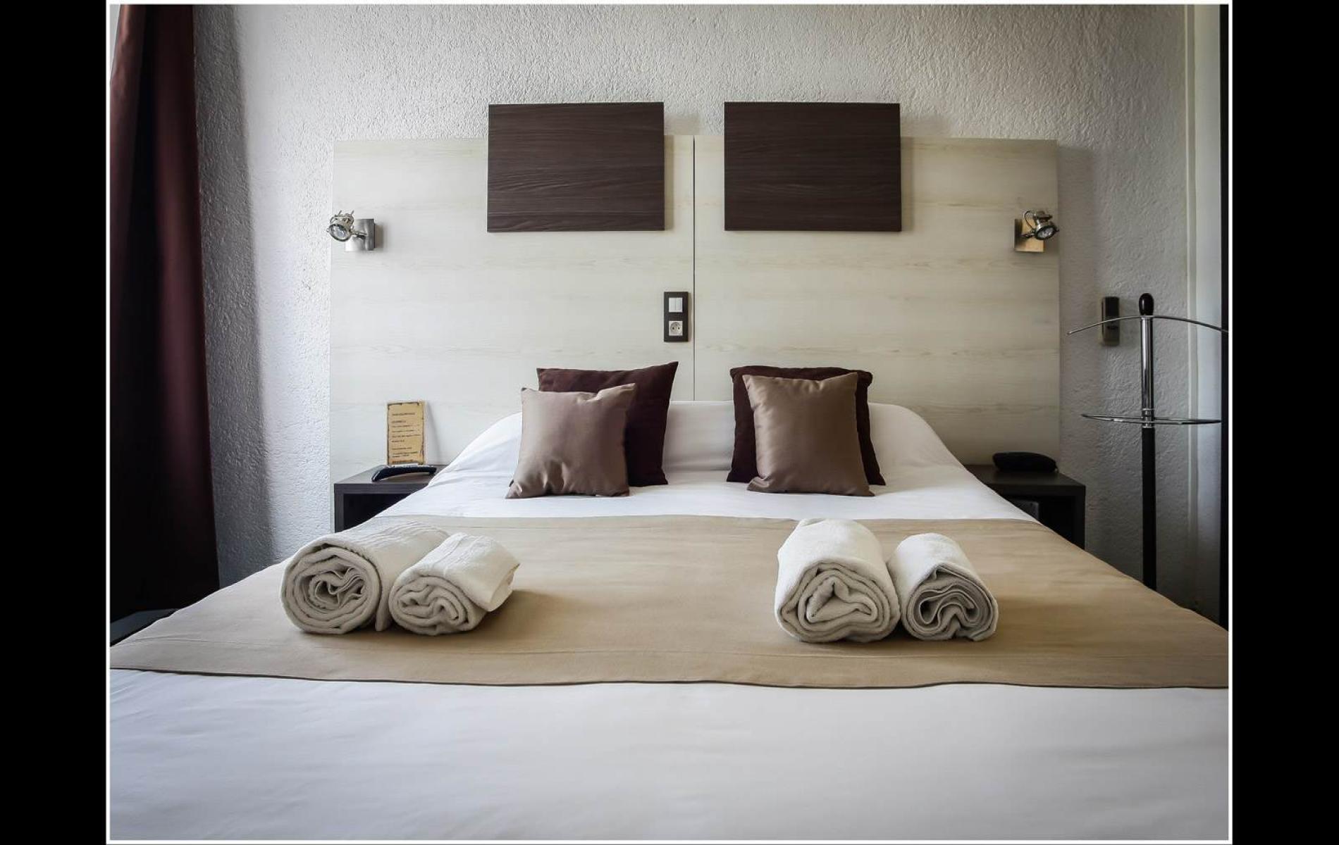 hotel proche perpignan