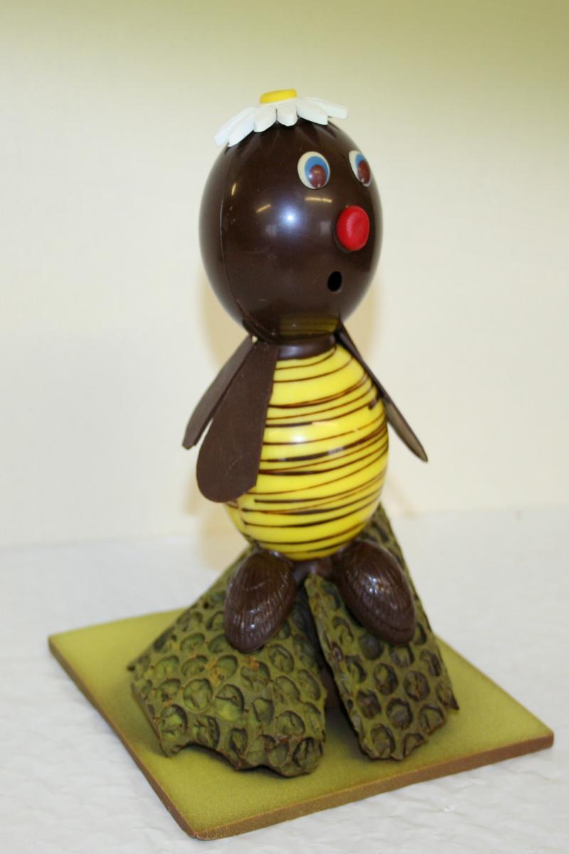 Nos abeilles arrivent pour le Printemps :)