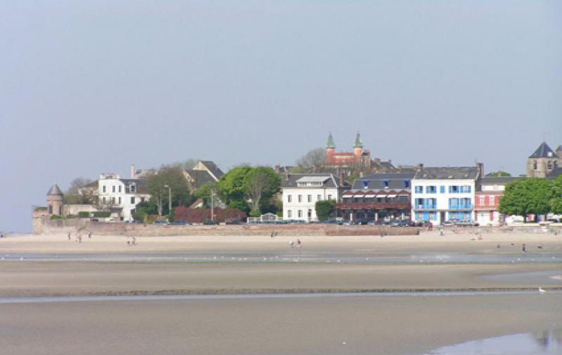 hotel baie de somme crotoy