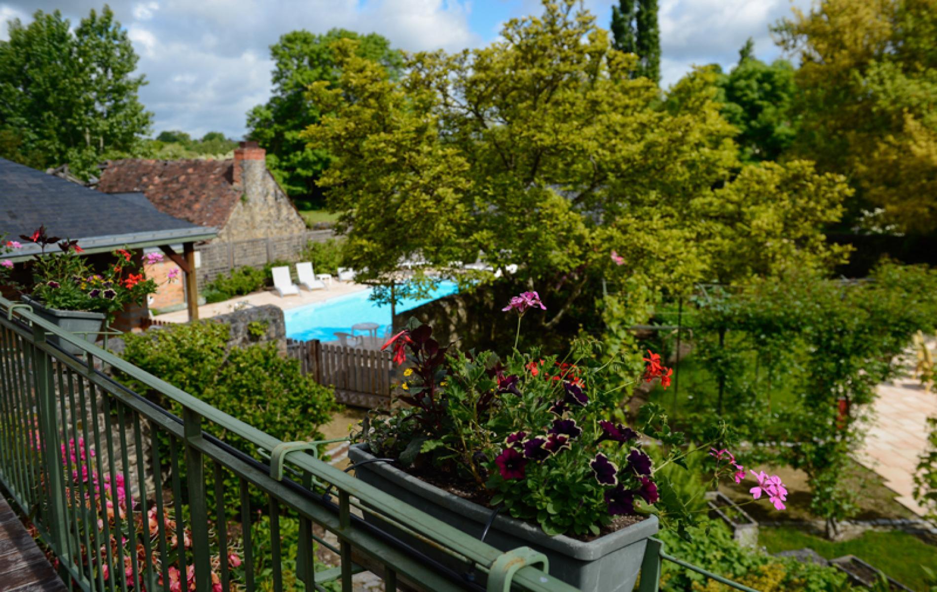 Hotel avec piscine en mayenne