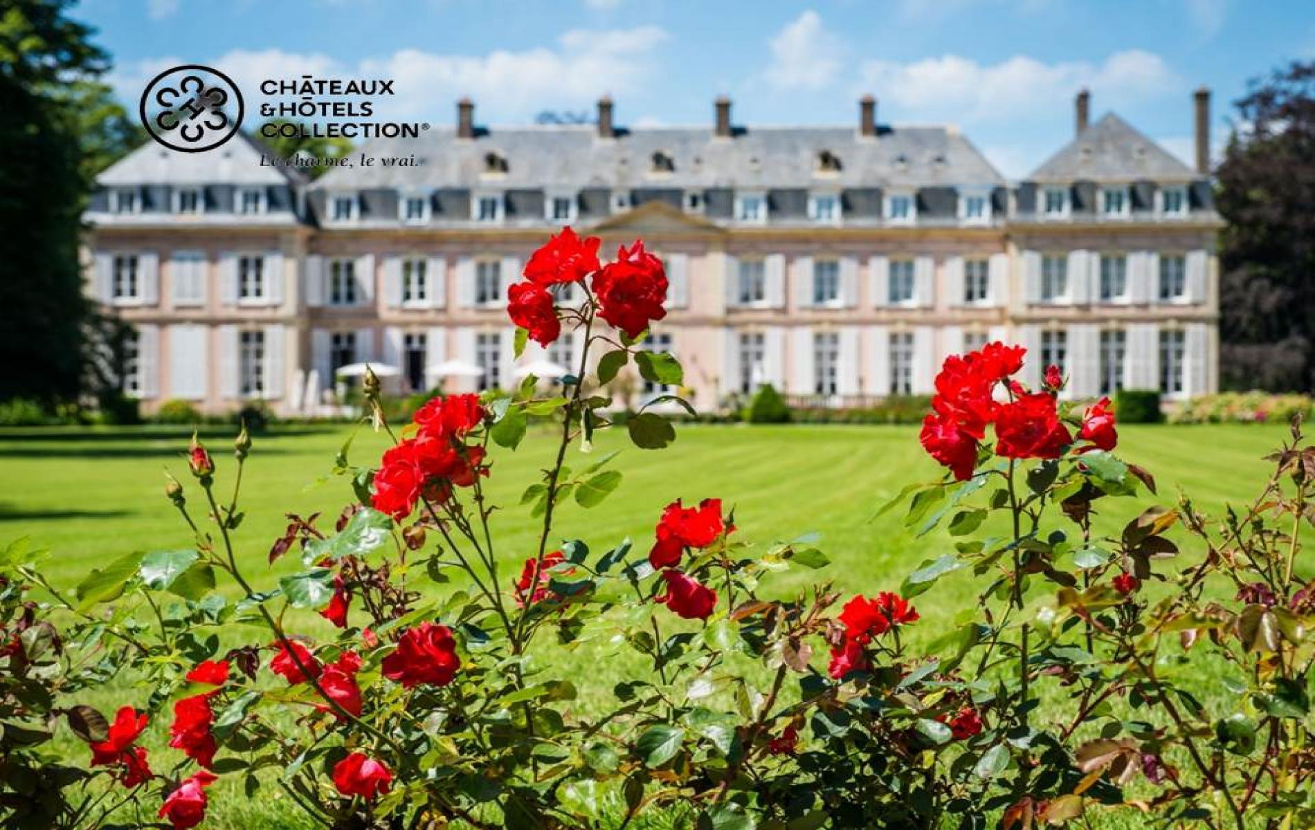 Hôtel de charme en Normandie