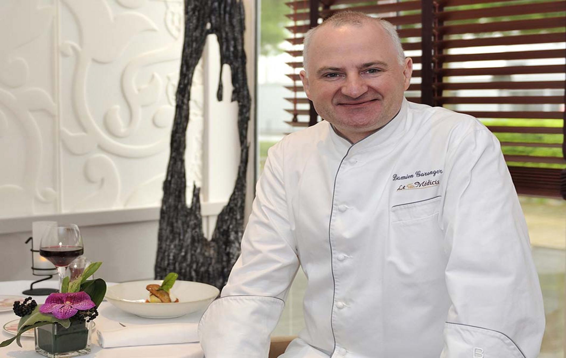 Notre Chef Damien Garanger