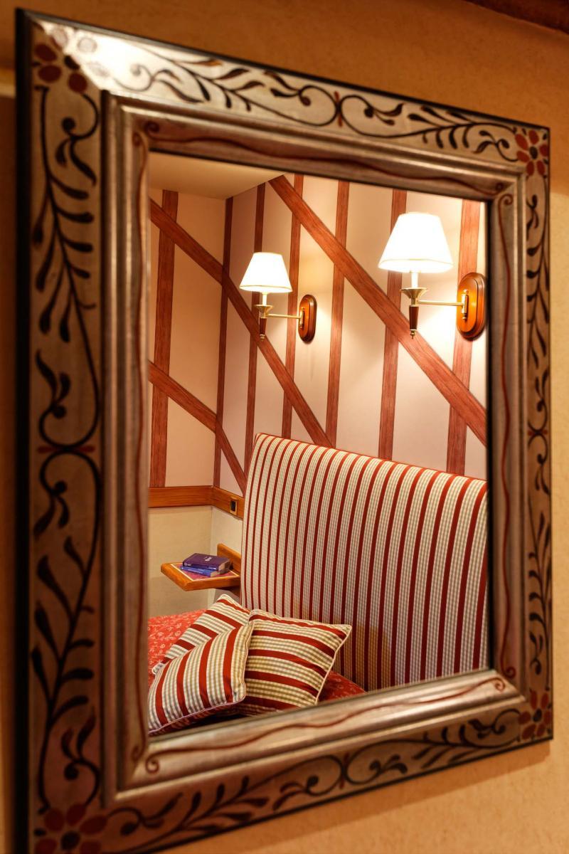 Chambre de l'hôtel *** à Blois