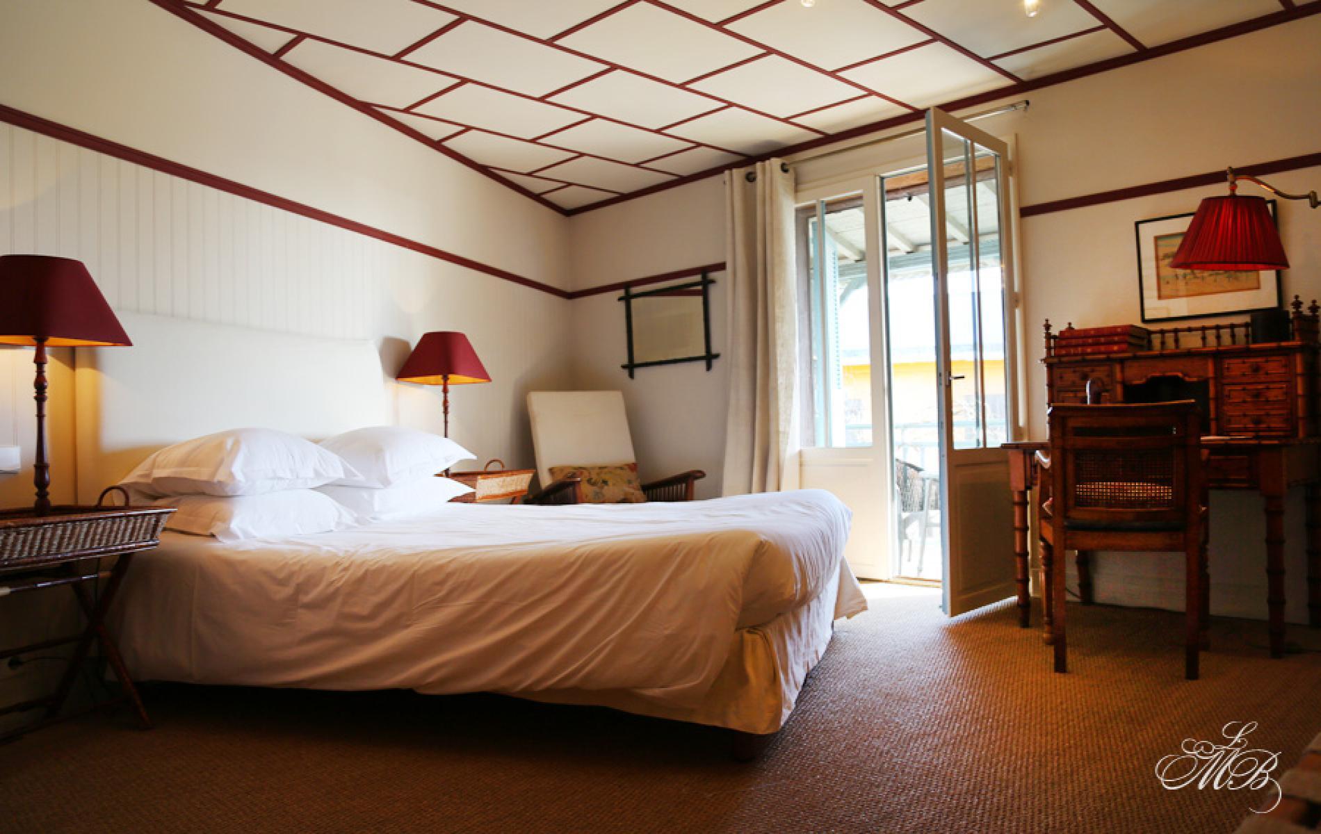 Rooms at cap ferret on the arcachon basin - Maison starck cap ferret ...