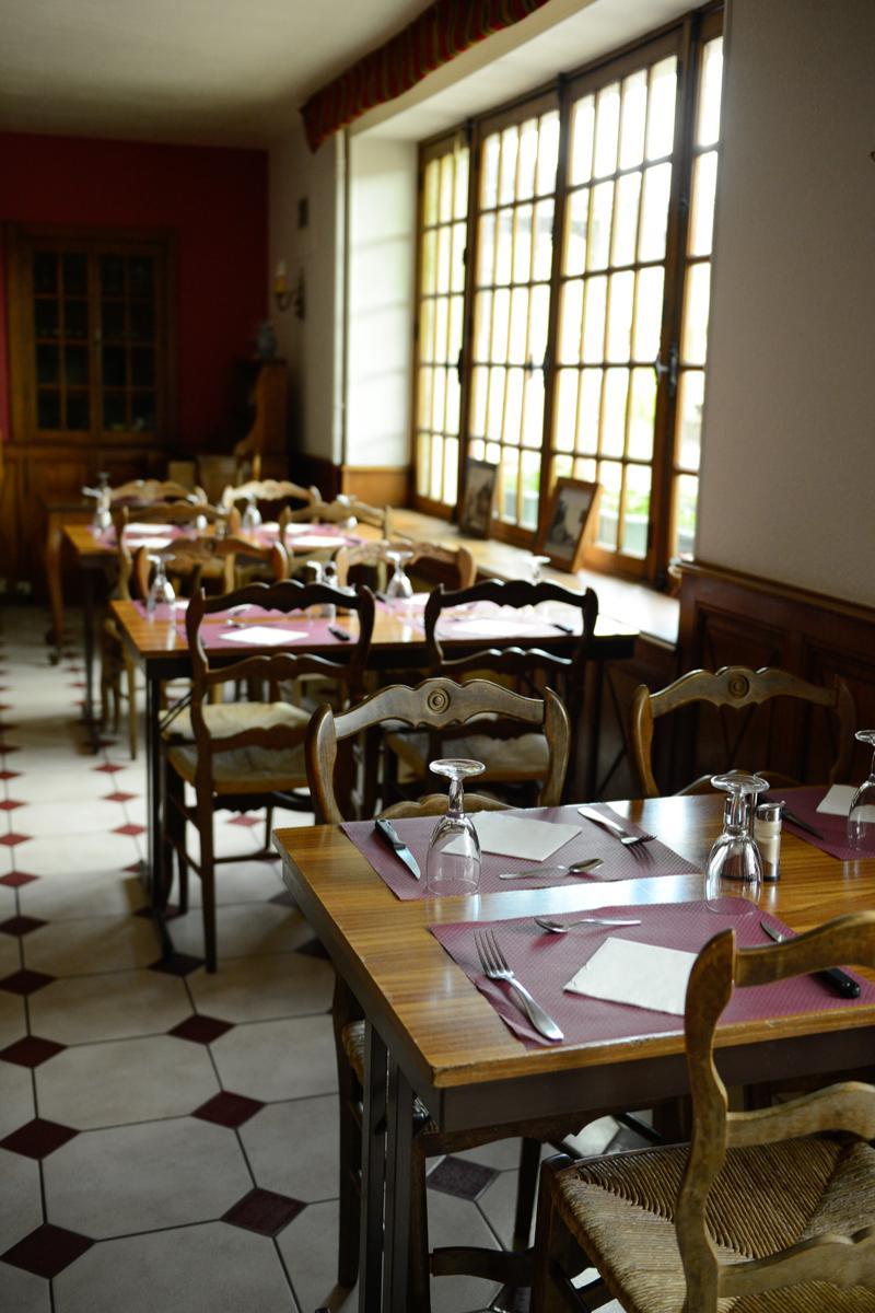 Restaurant de l'hôtel de la Poste proche Alençon