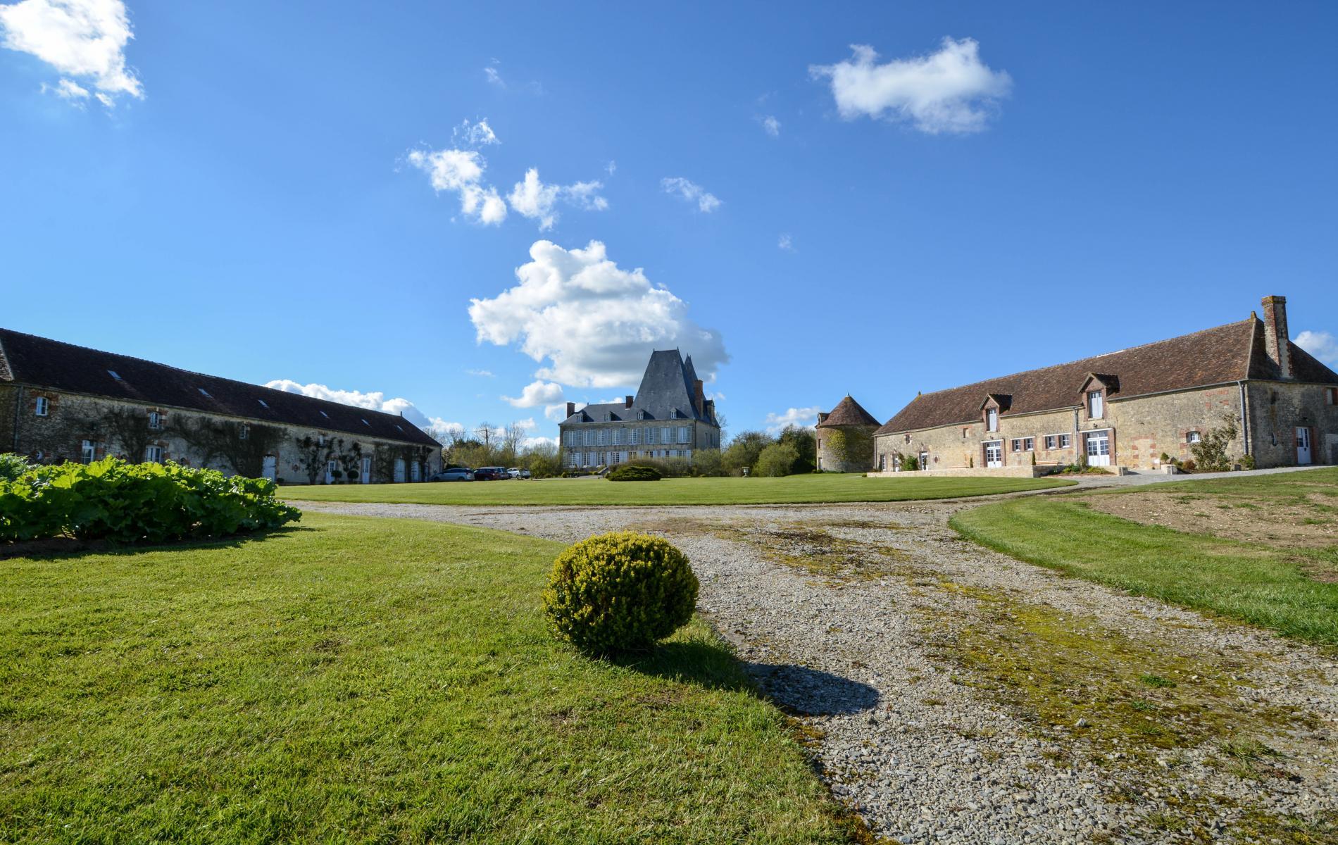 ∞ Chambres hotes Noman Chateau Norman Chambre d hotes