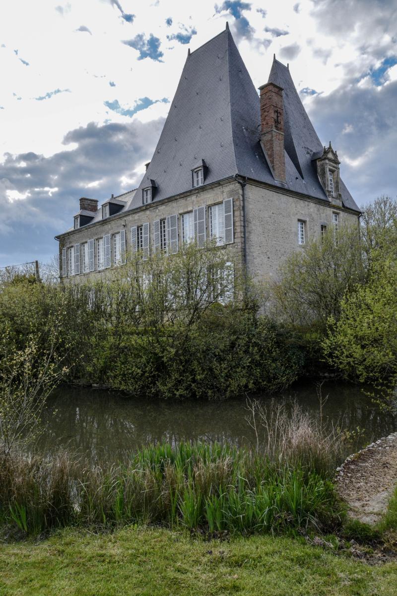 Chateau normandie chambres d 39 hotes en normandie - Chambre d hote normandie spa ...