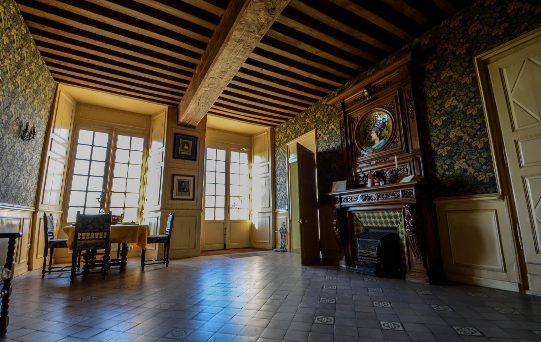 Chateau Norman Chambres d hotes en Norman