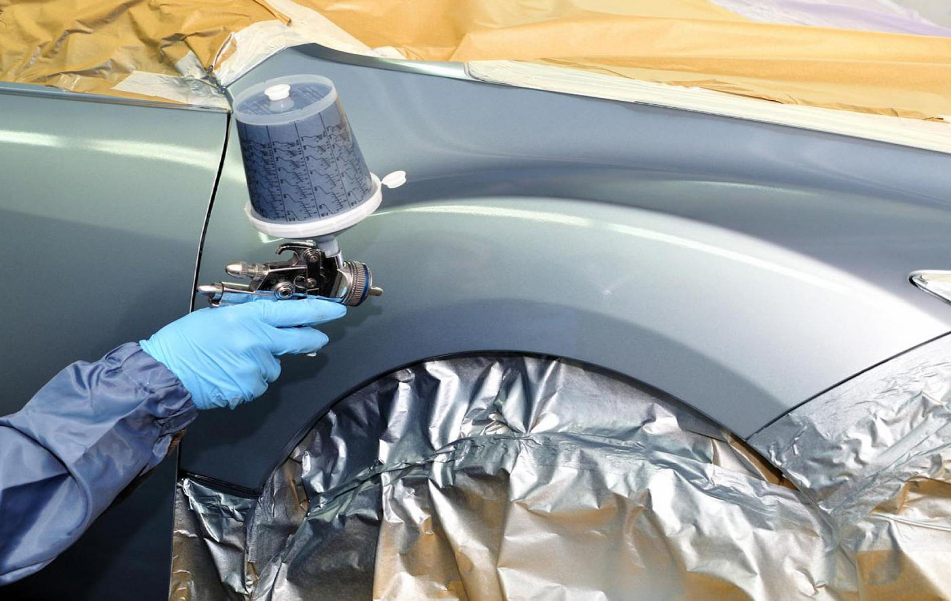Carrosserie peinture auto