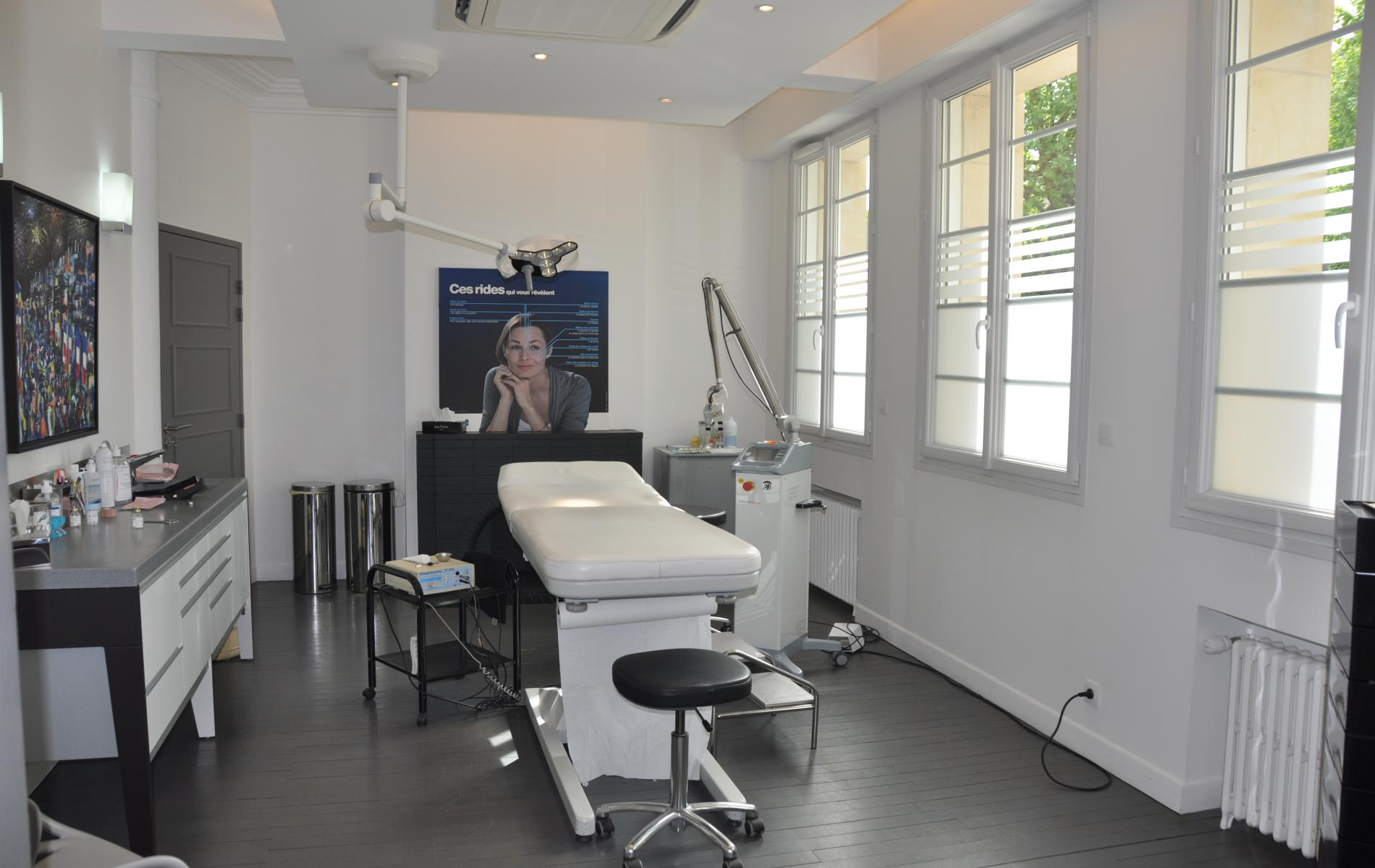 <strong>CABINET DERMATOLOGIE ESTHETIQUE GUILLEMAIN</strong>