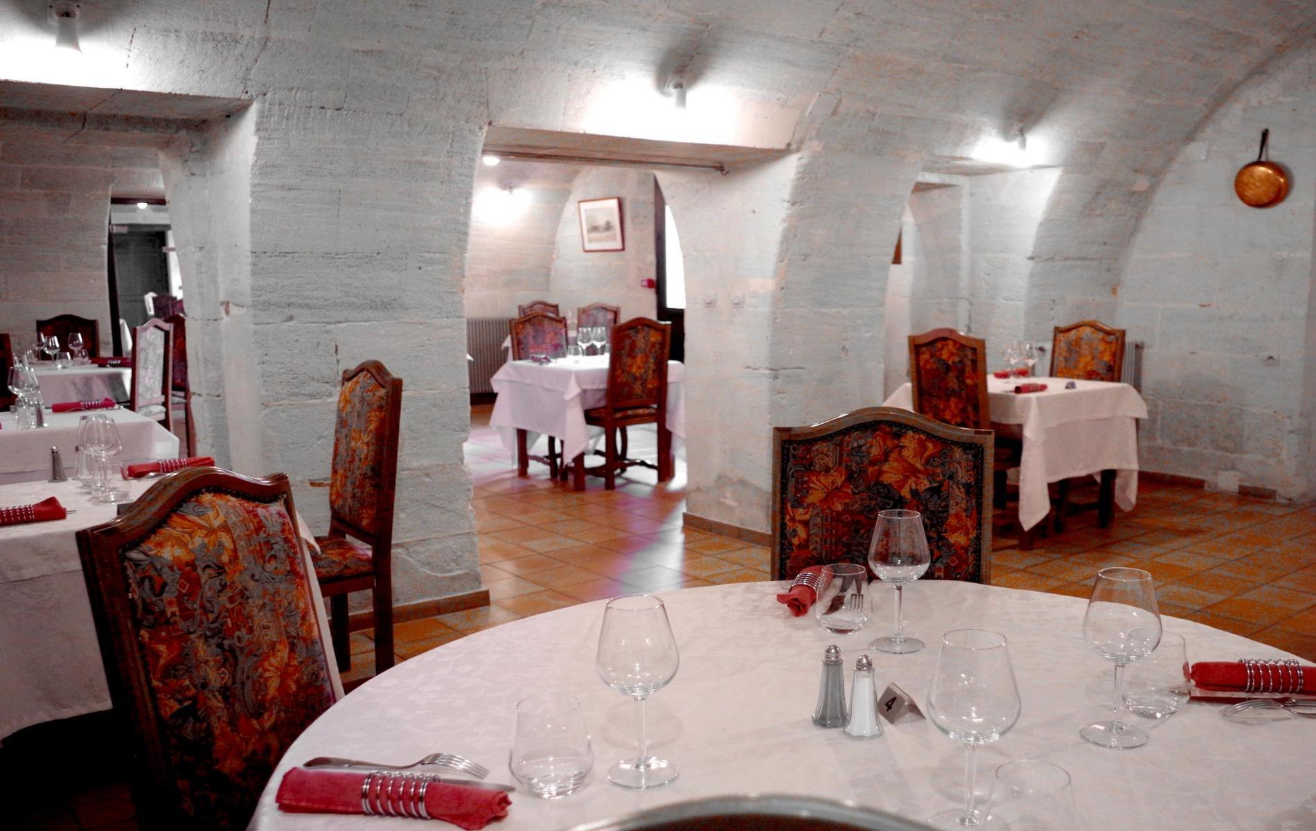 Le Restaurant du Château fleur de roques