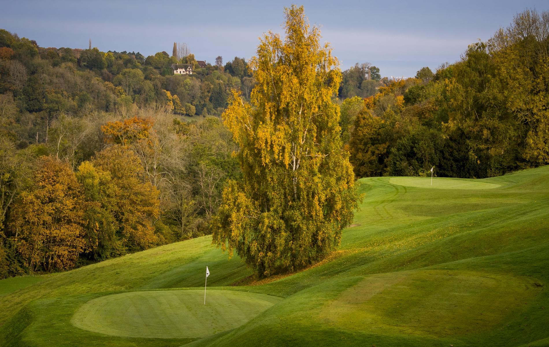 Parcours de golf ou initiation golf Les Chambres d Annie