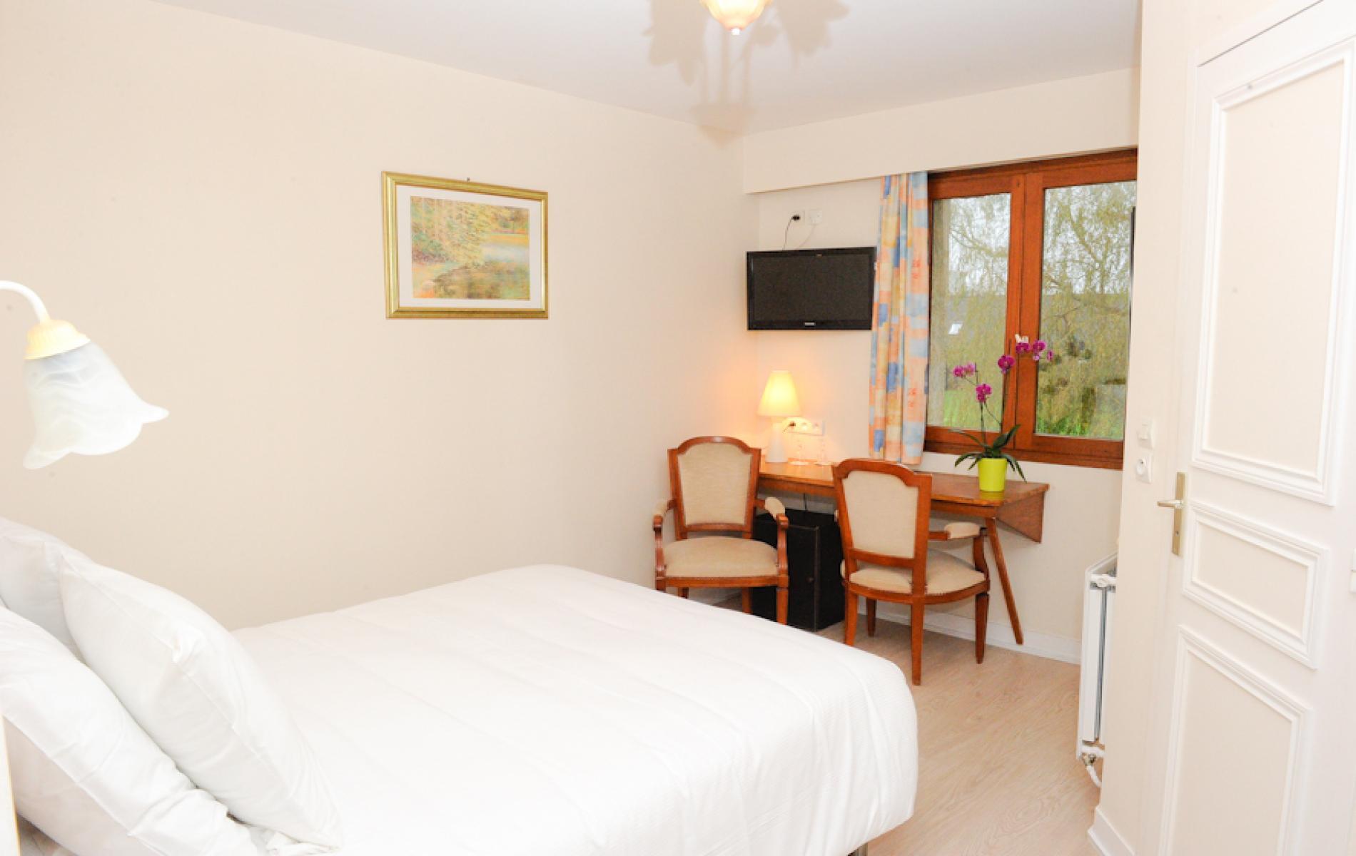 Chambre confort de l'hôtel Le Clos Saint Gatien