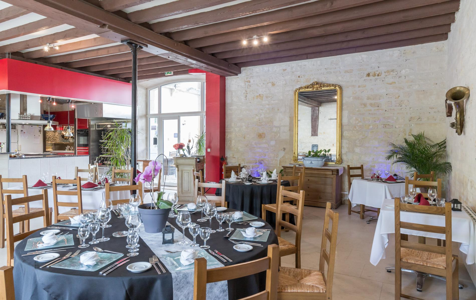 Le restaurant du Domaine des Chais