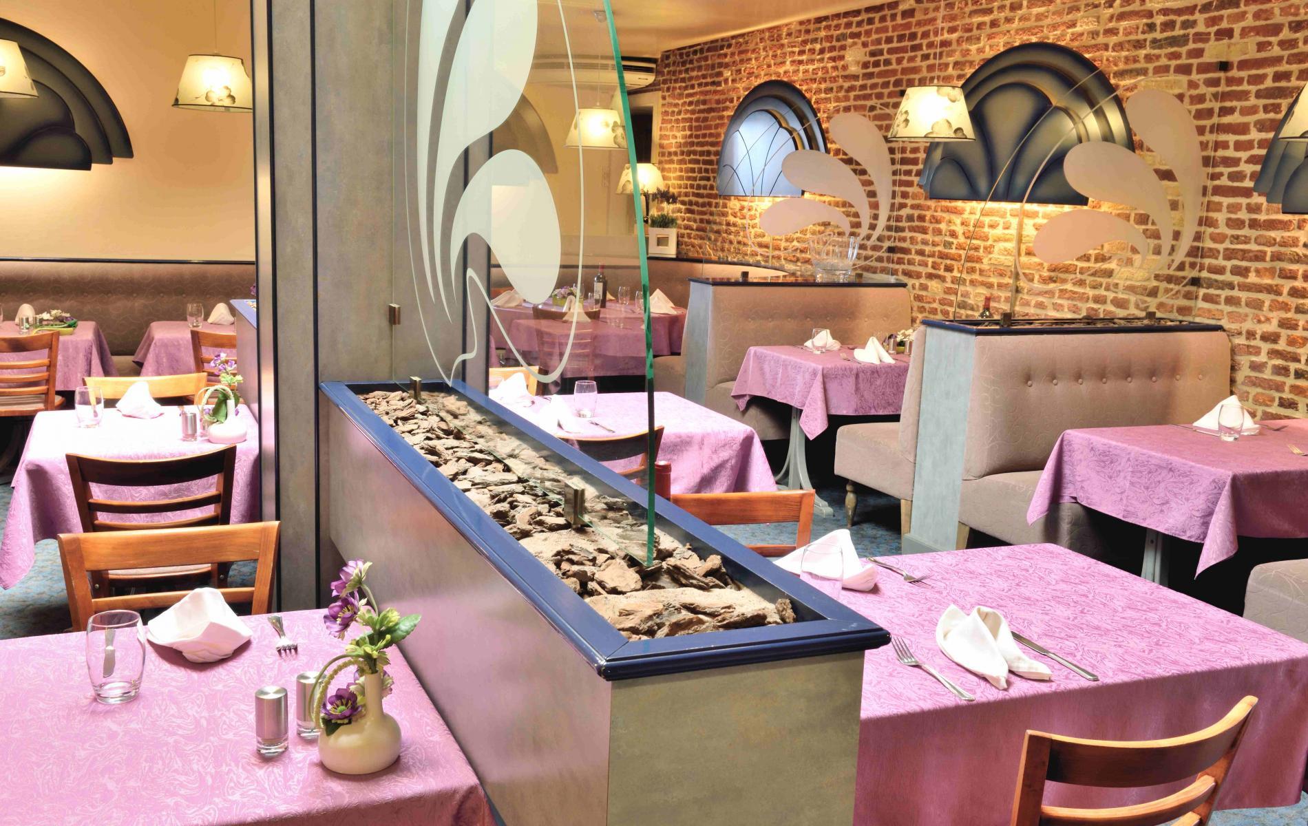 Restaurant Le Flaubert de l'hôtel Saint Louis