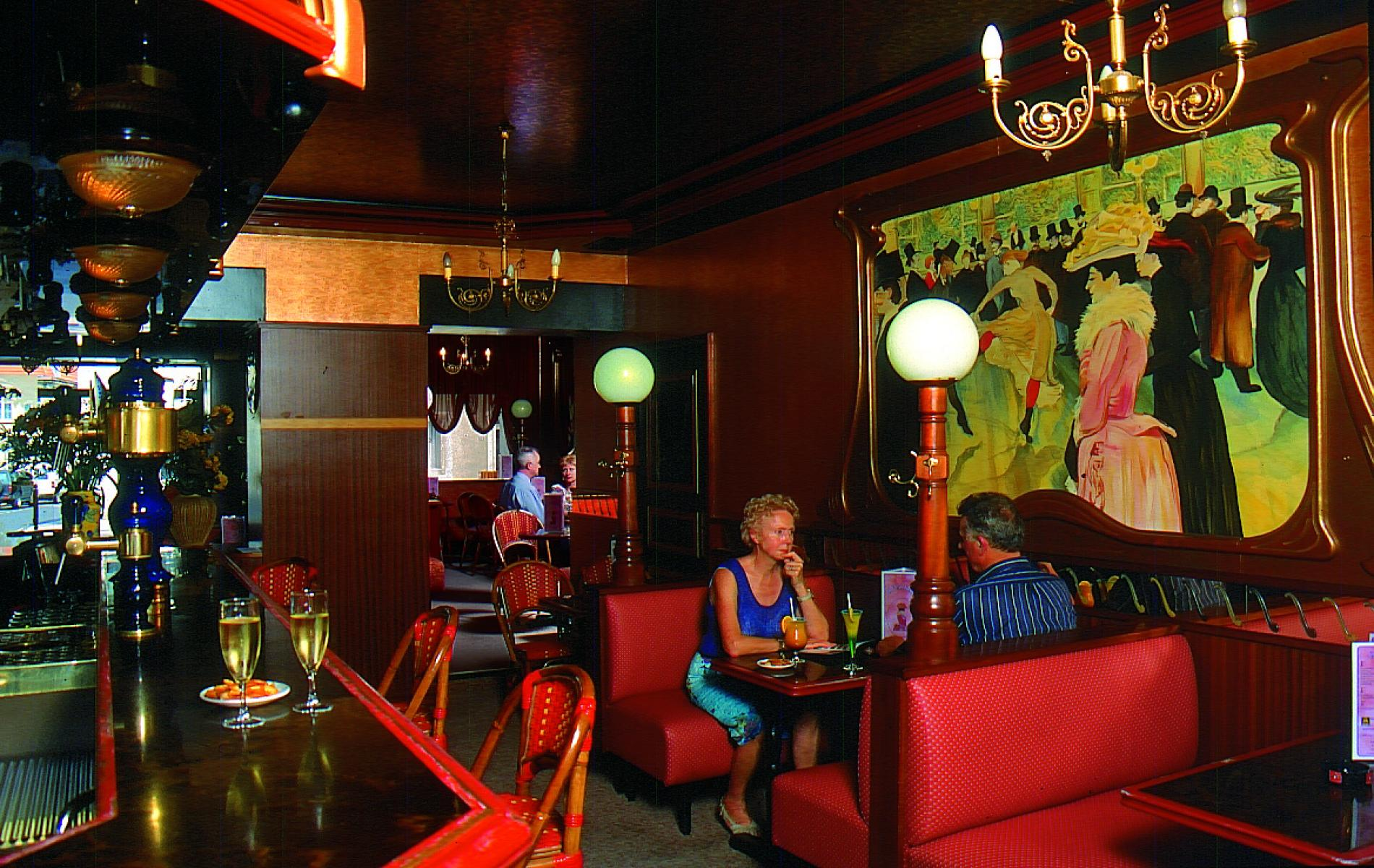 Bar le Flaubert