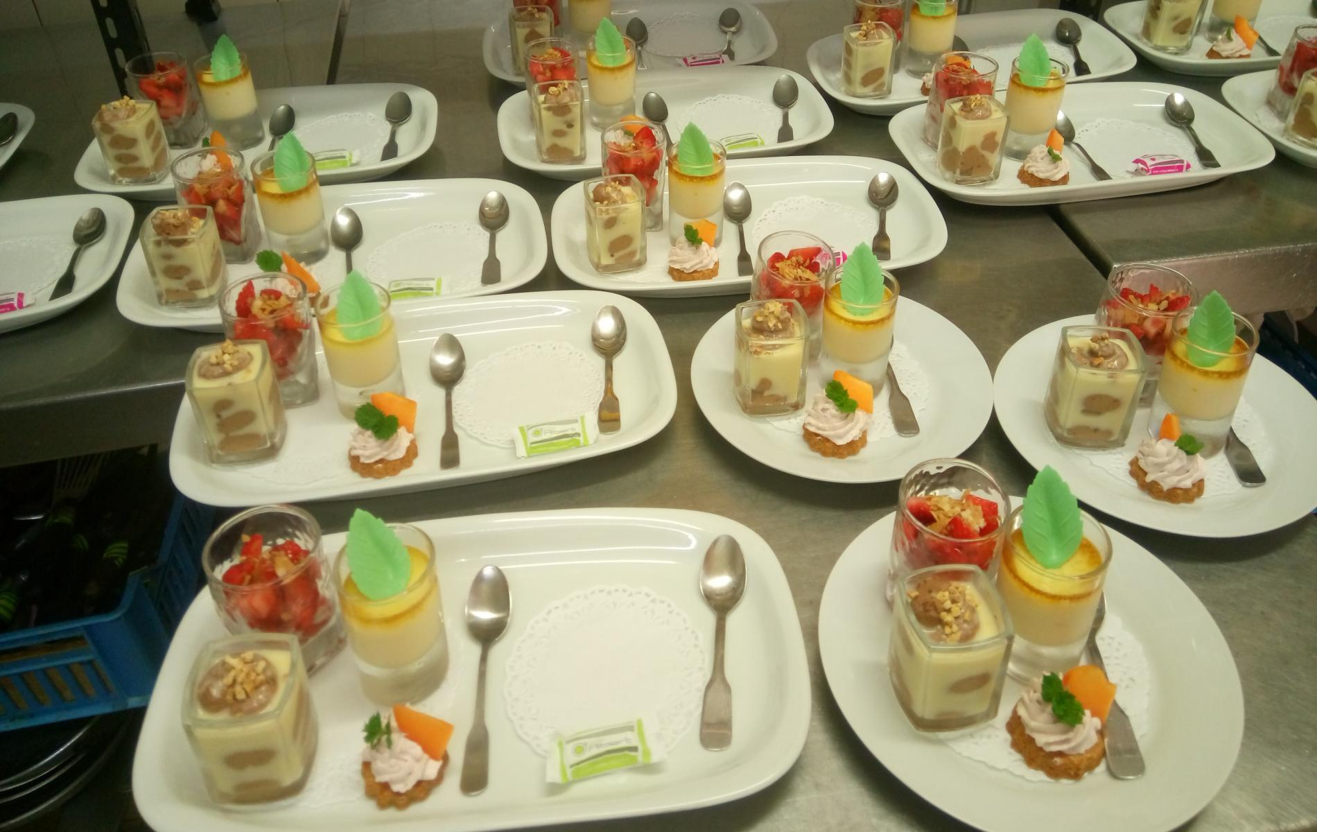 Café Gourmand pour Groupe.