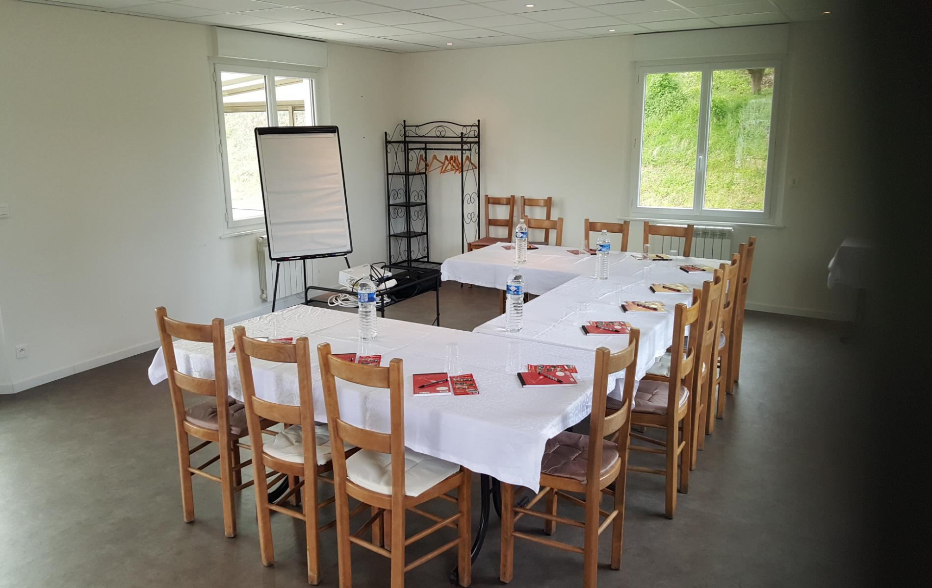 seminaire pour réunion de travail