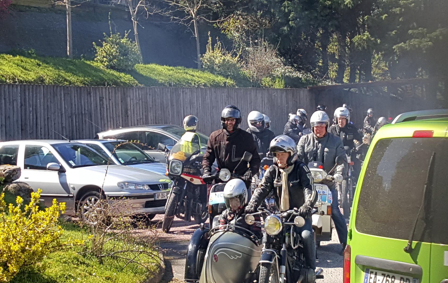 relais pour les motards