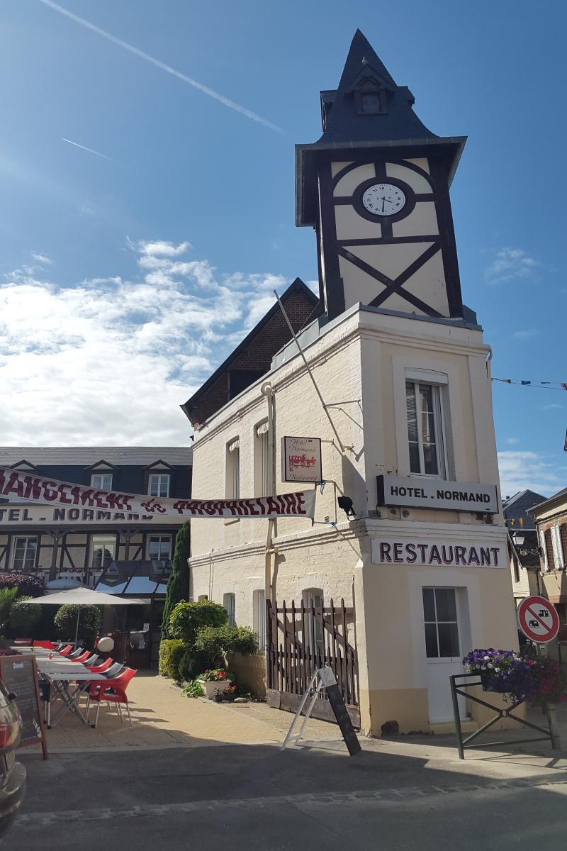 Chambre Hotel Yport_1