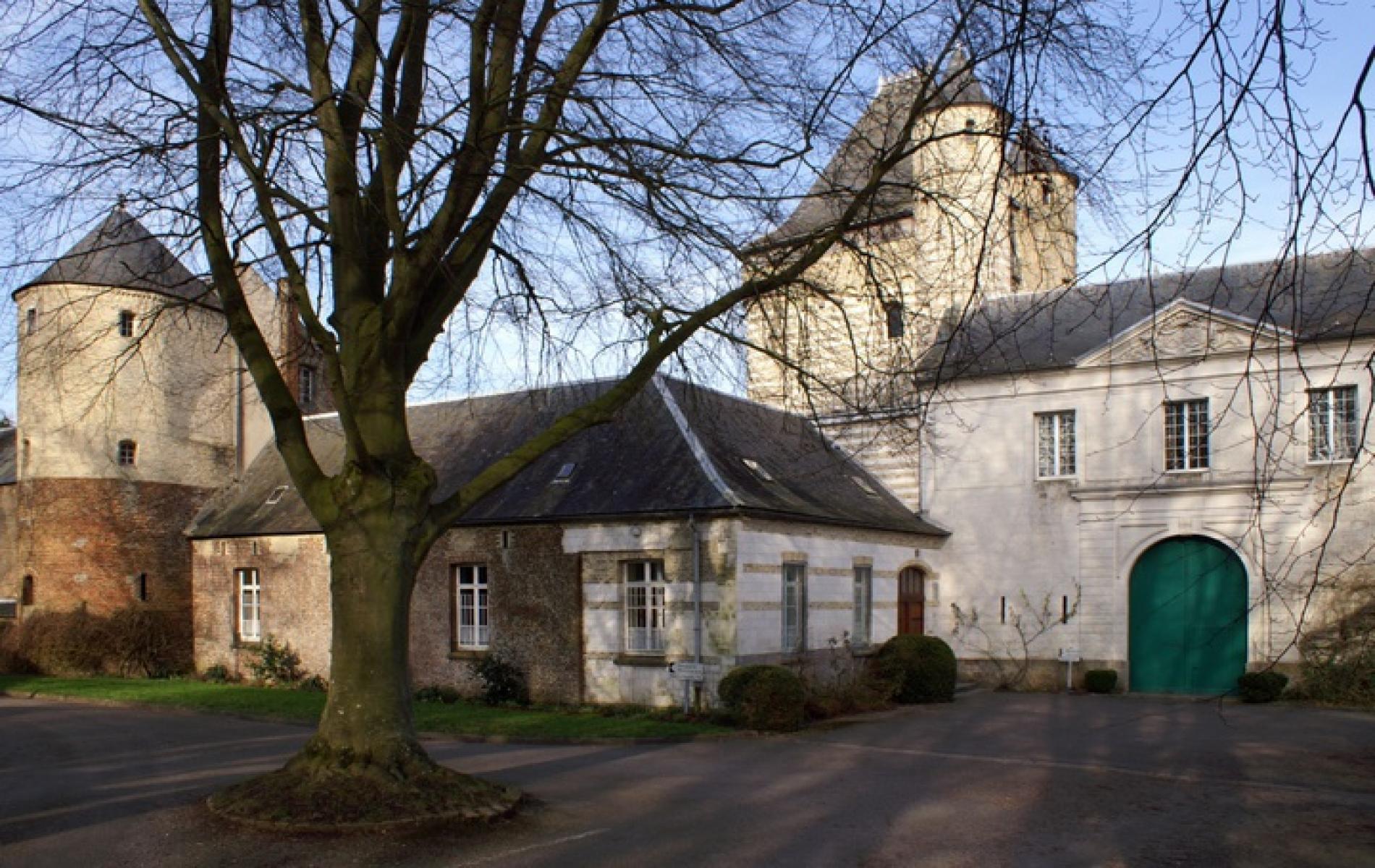 Les Abbayes de Wisques