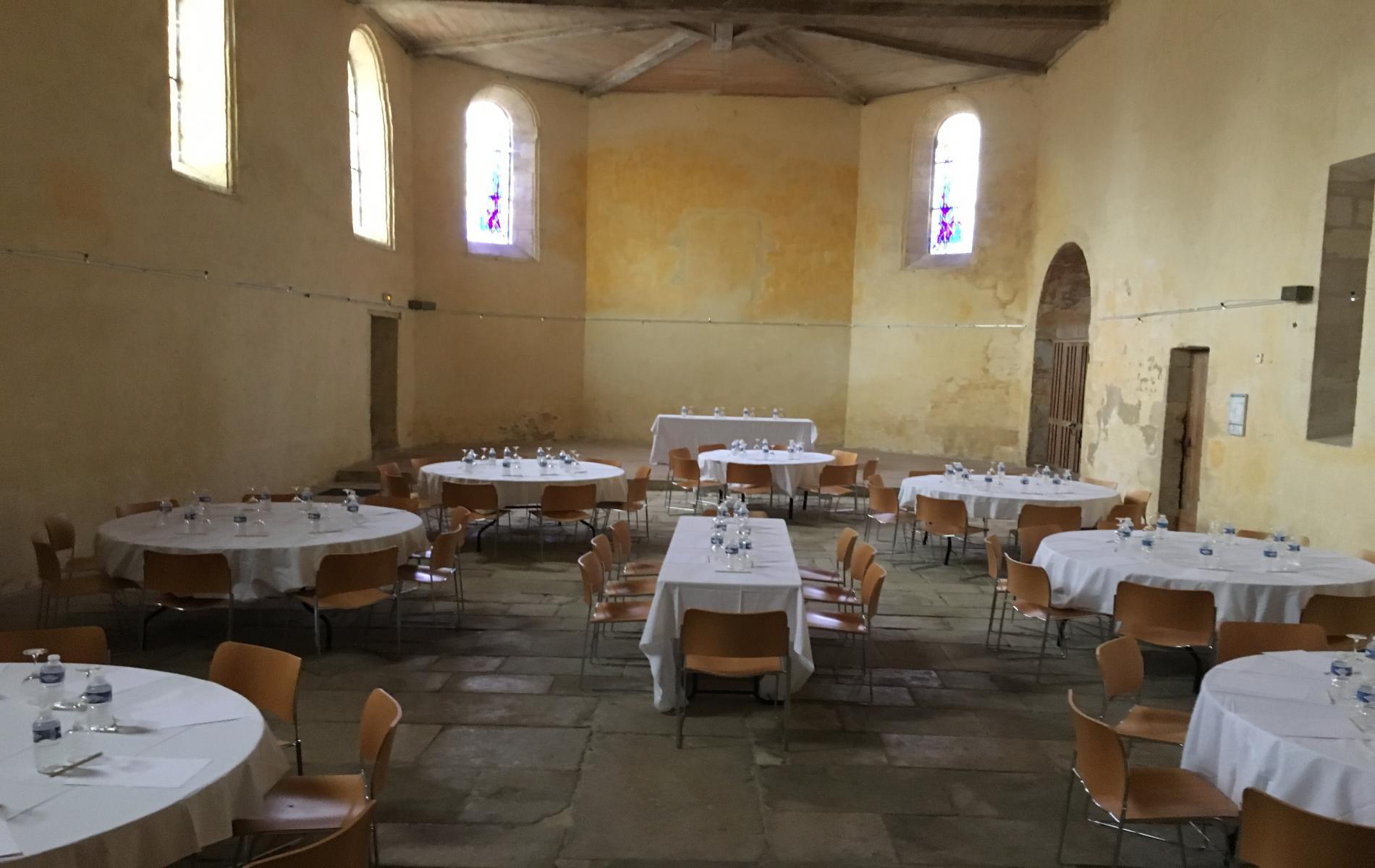 Séminaire Dans le couvent des Minimes