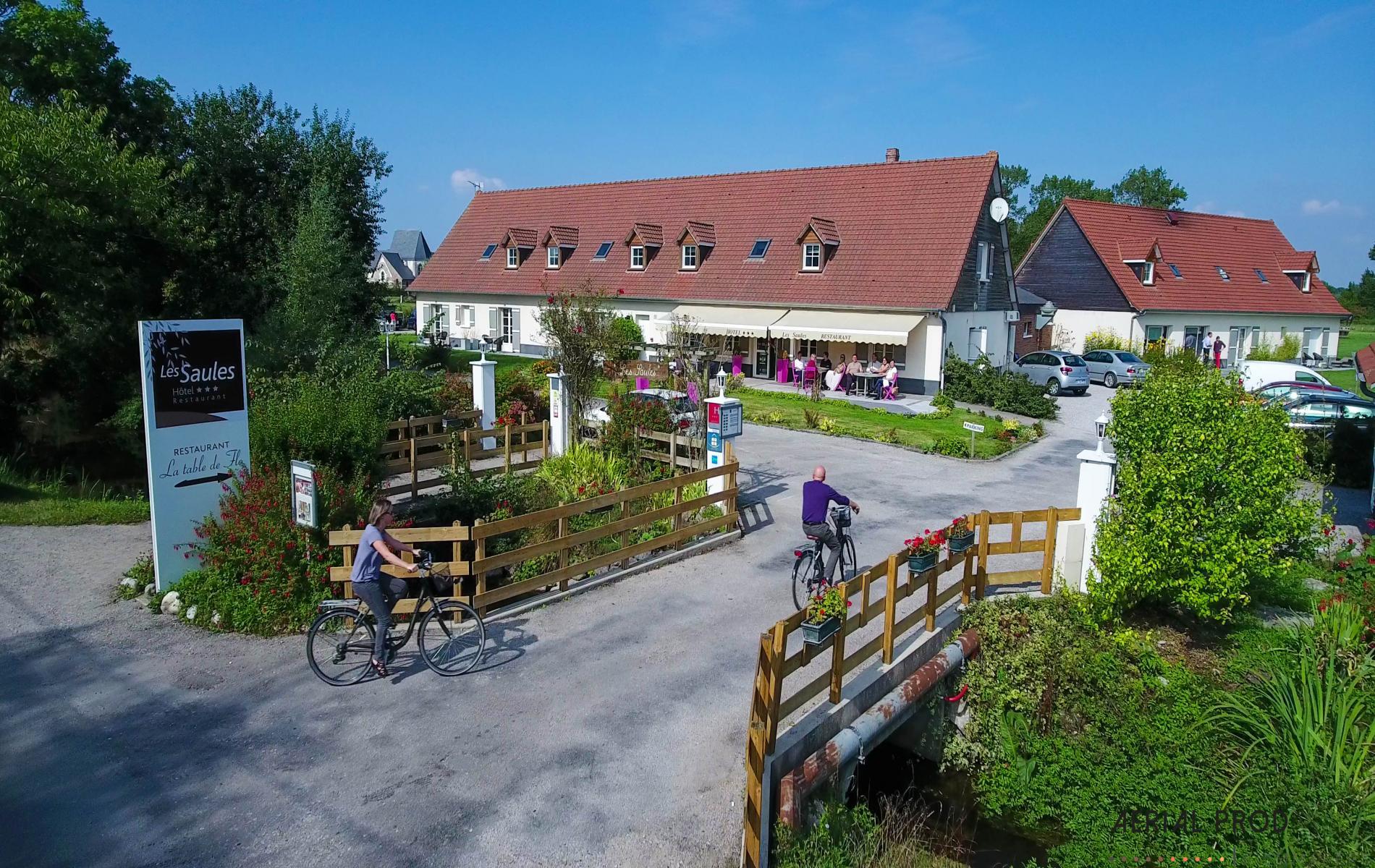 Hotel Spa restaurant Baie de Somme