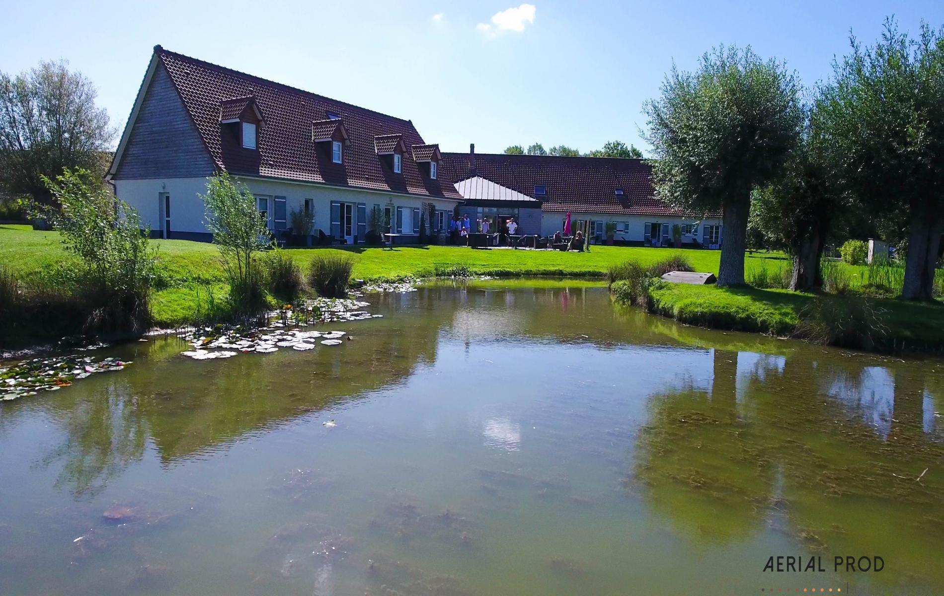 Jardin Hotel Les Saules