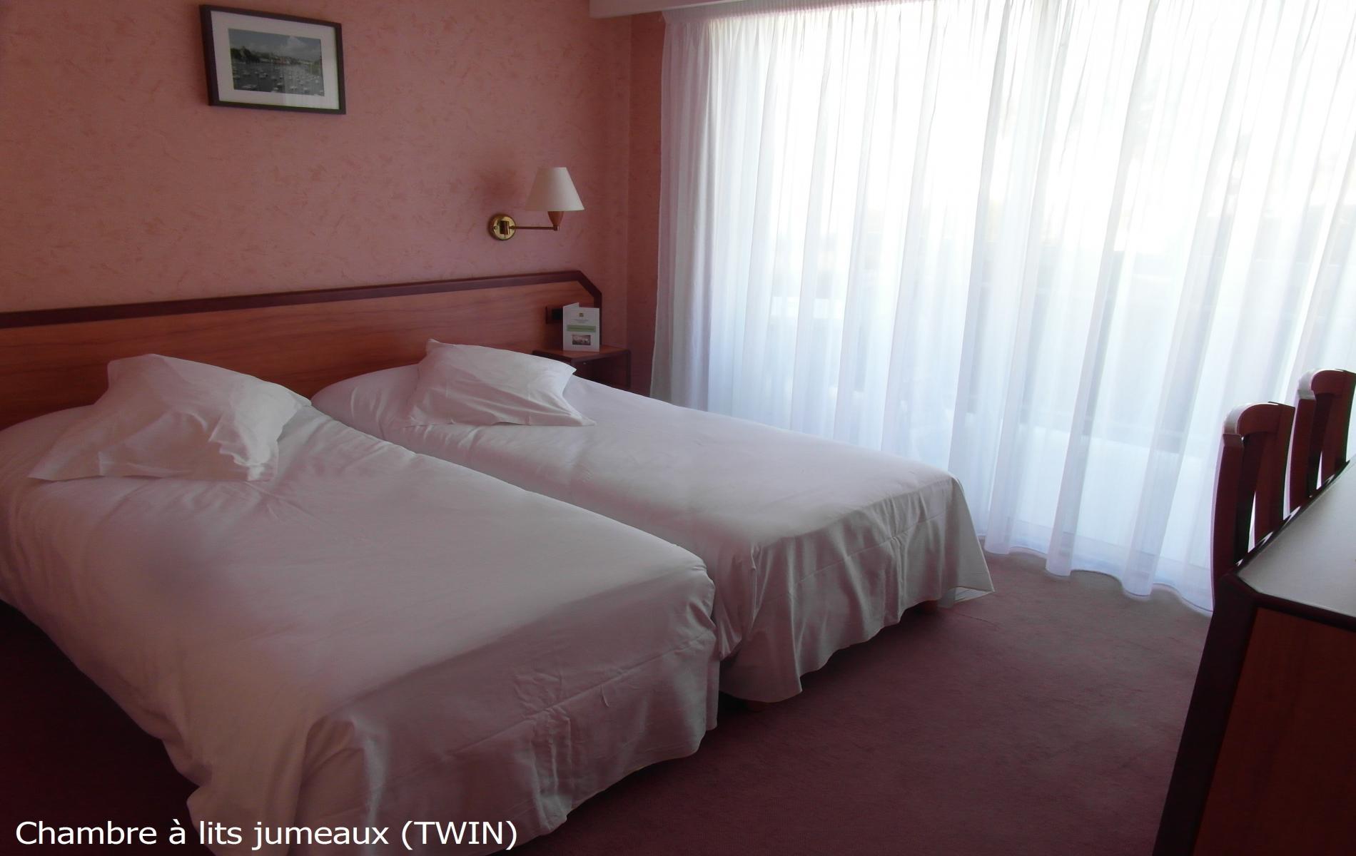 Chambre à lits jumeaux (TWIN)